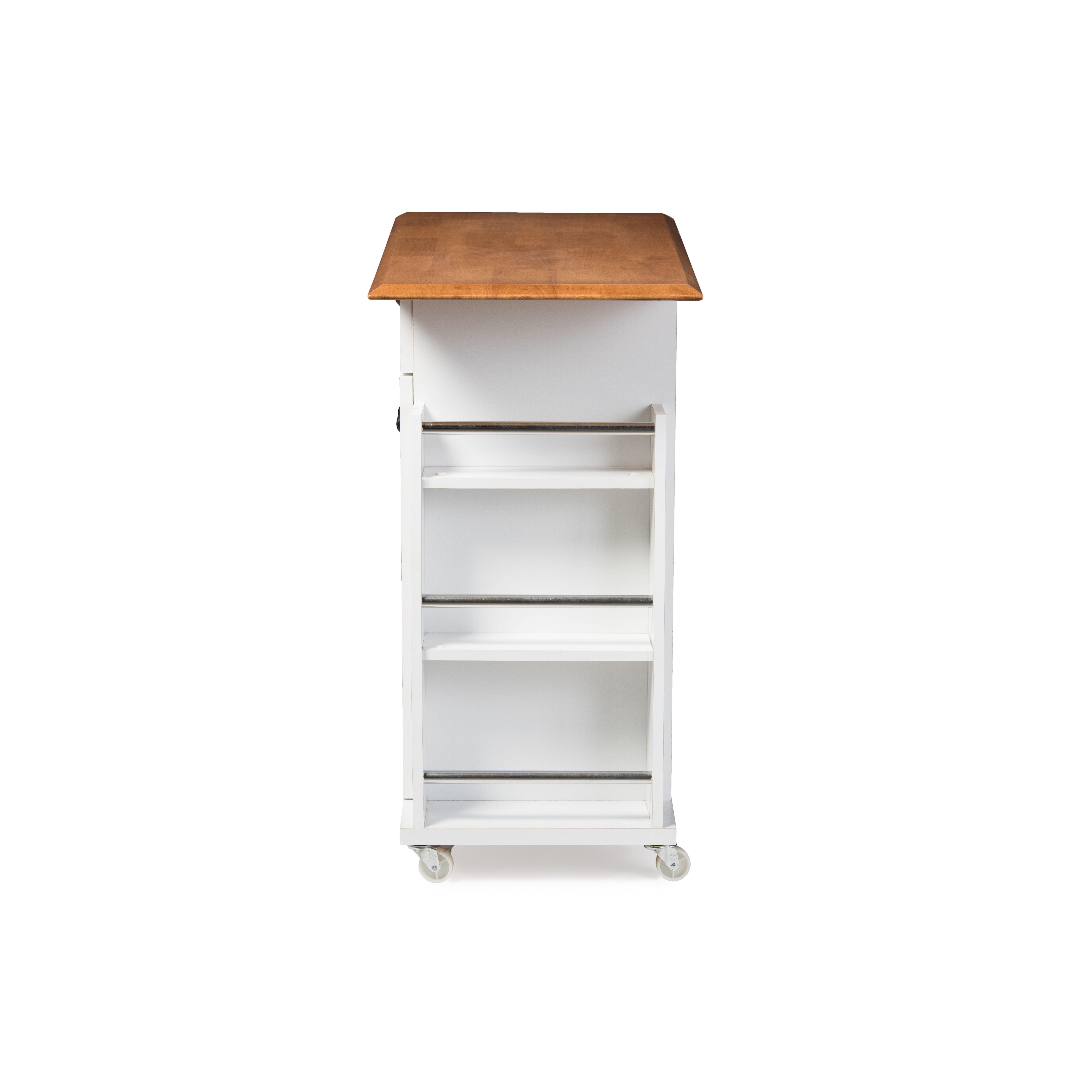 Wholesale Interiors Bradford Serving Cart Reviews: Wholesale Interiors Baxton Studio Kitchen Cart & Reviews