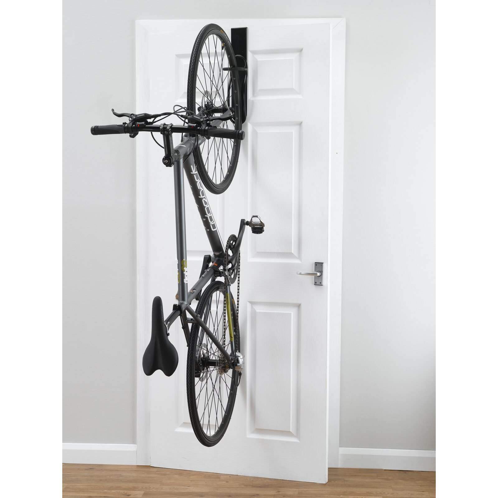 Gear Up Inc Black Series 1 Bike Door Mount Wall Mounted