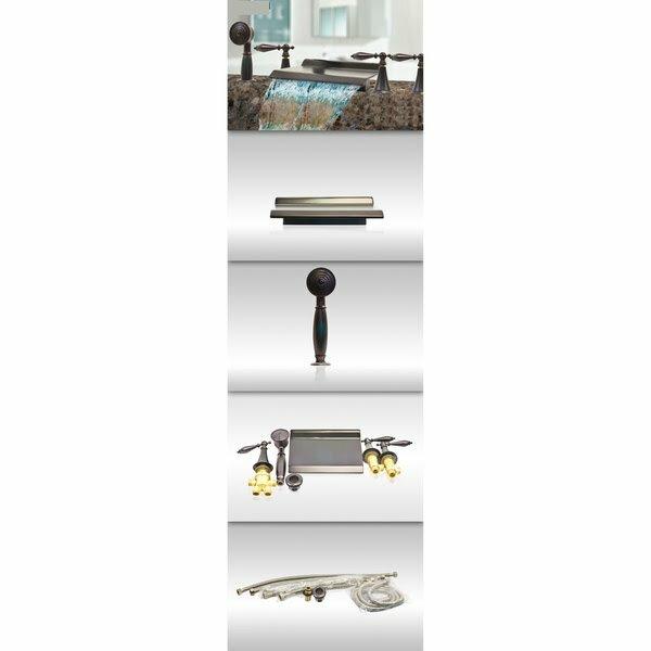kokols bath tub shower faucet trim set amp reviews wayfair bath amp shower complete doucheset