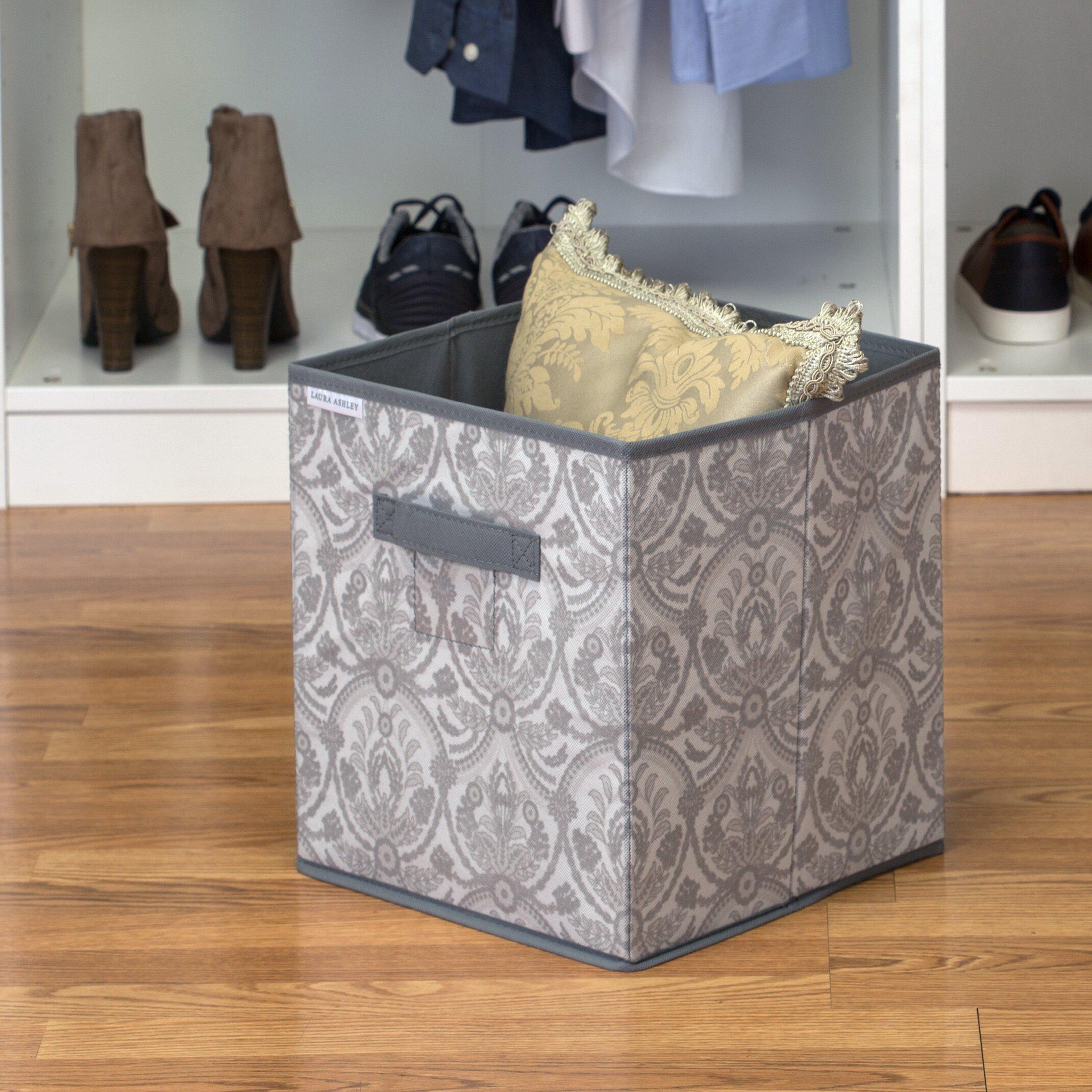 Laura Ashley Bedroom Chairs Maisie Storage Bin By Laura Ashley Reviews Joss Main