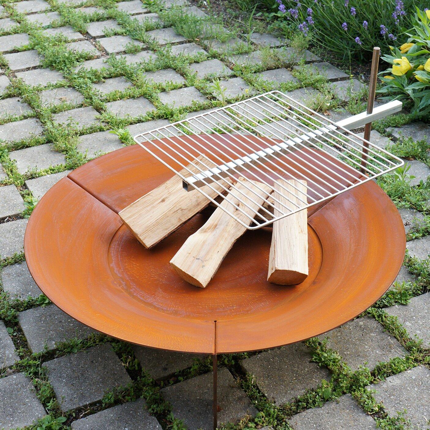 keilbach feuerschale aura aus edelstahl bewertungen. Black Bedroom Furniture Sets. Home Design Ideas
