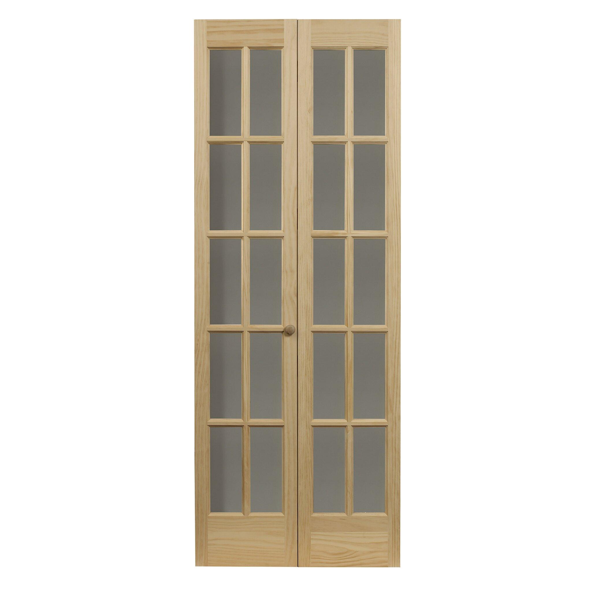 LTL Bi Fold Doors Wood Bi Fold Interior Door