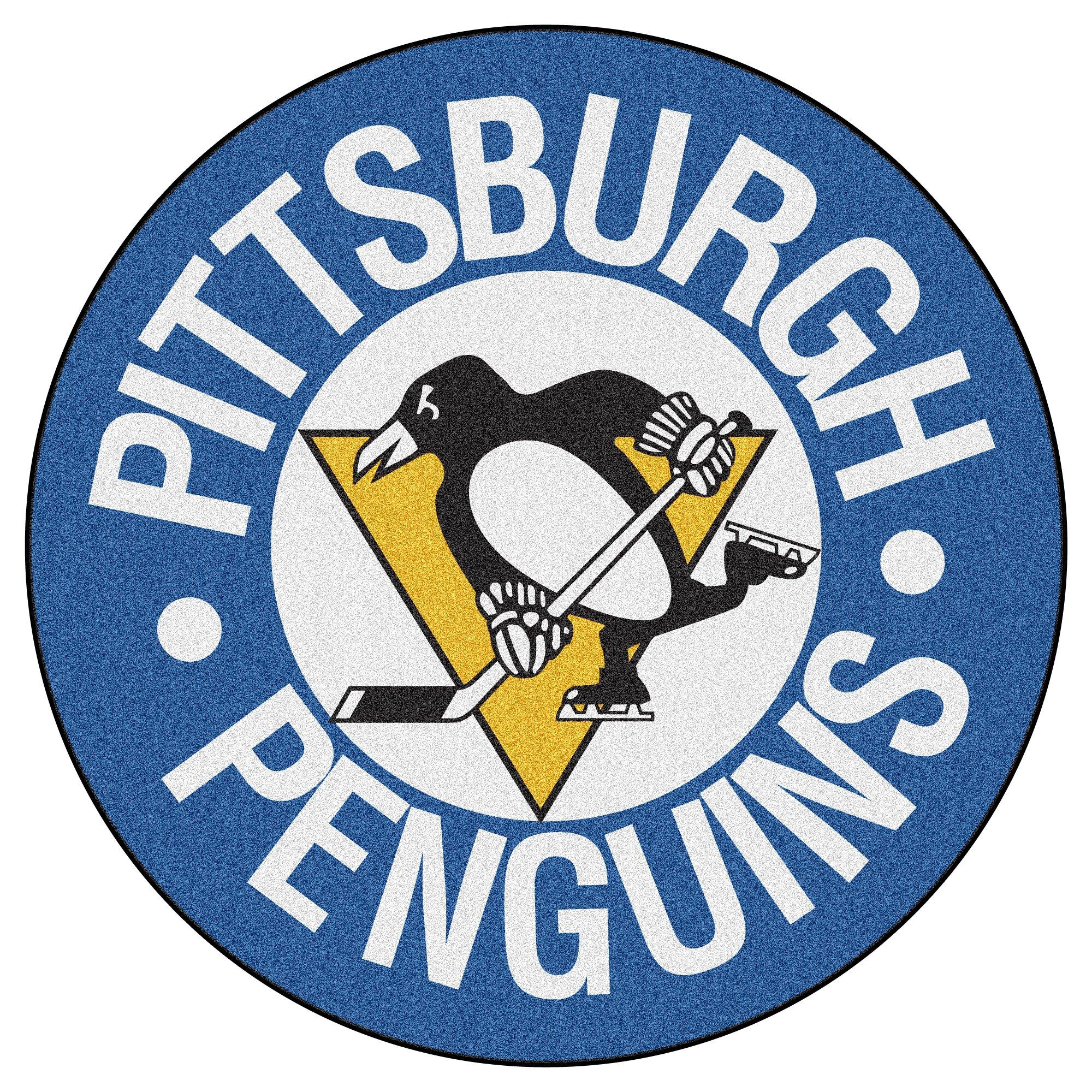 Pittsburgh Penguins Bedroom Decor Fanmats Nhl Pittsburgh Penguins Puck Doormat Reviews Wayfair