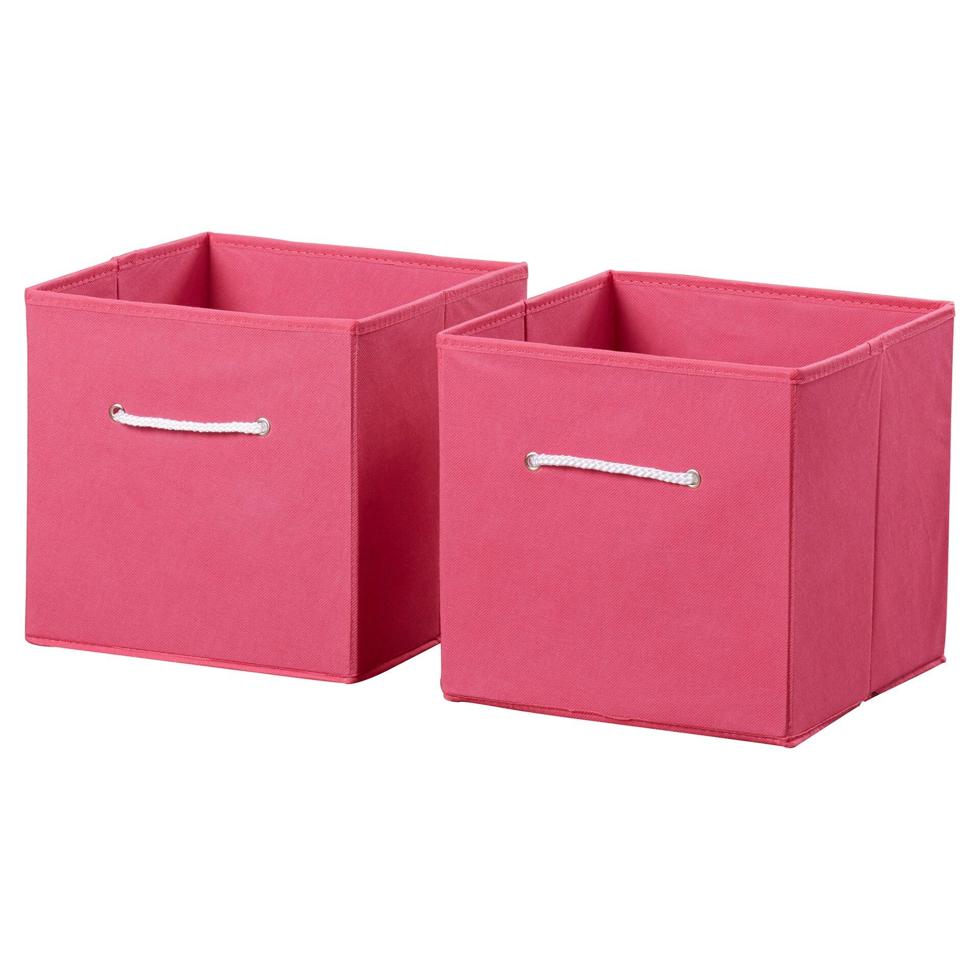 RiverRidge Kids Folding Toy Storage Bins. RiverRidge Kids Folding Toy Storage Bins   Reviews   Wayfair