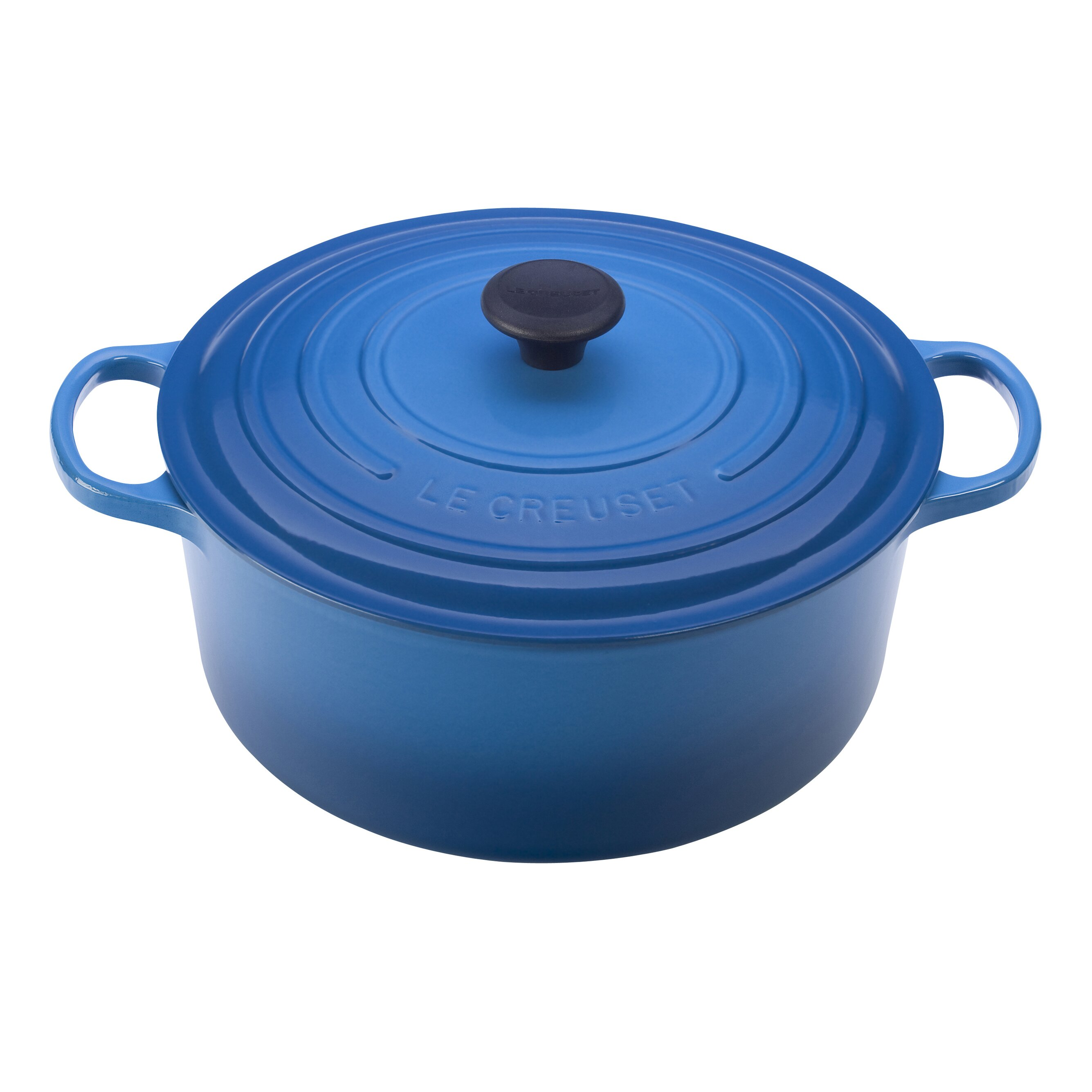 Co color cast cookware - Le Creuset Enameled Cast Iron Round French Oven
