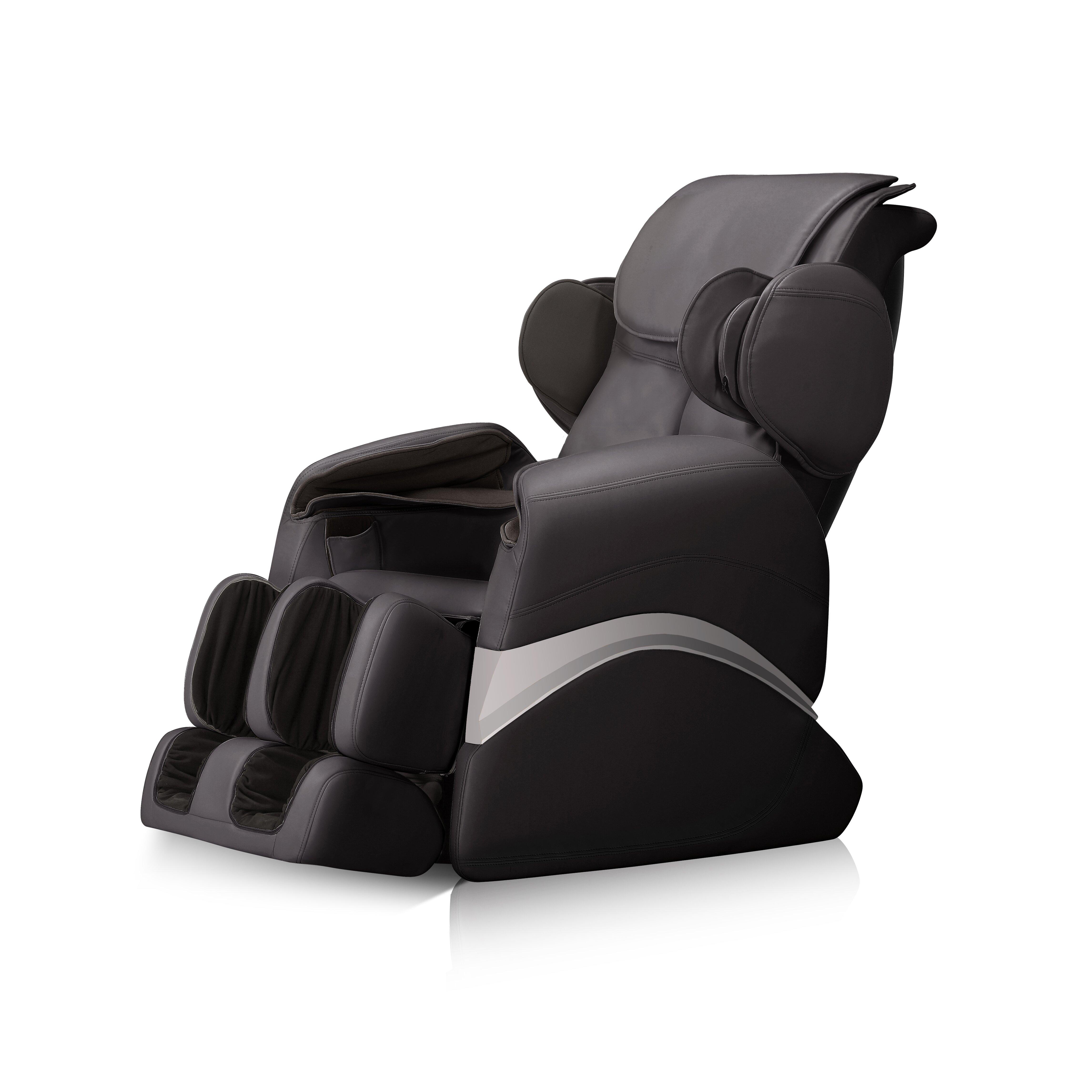 IComfort Faux Leather Zero Gravity