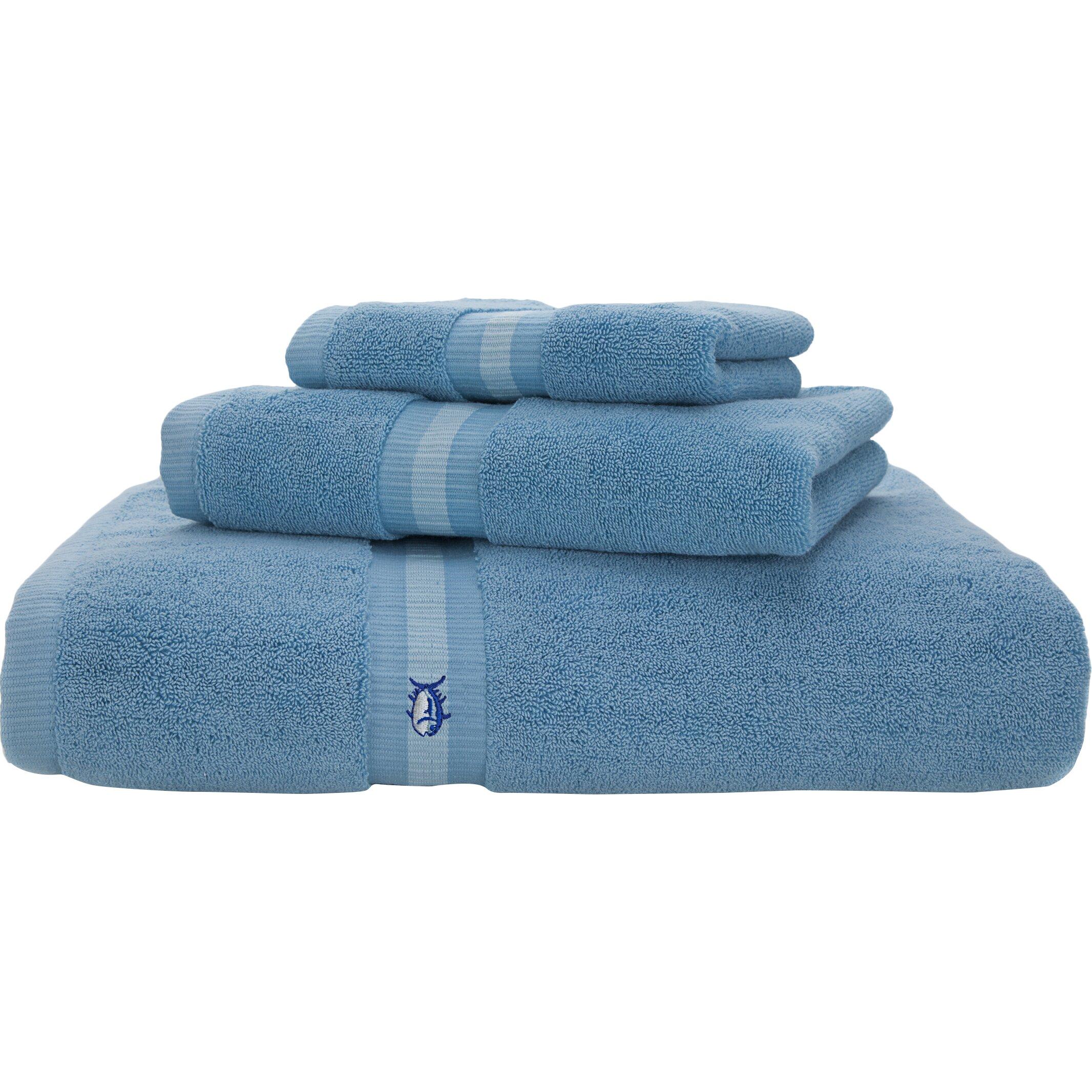 Decorative Hand Towels For Powder Room Southern Tide Skipjack Hand Towel Reviews Wayfair