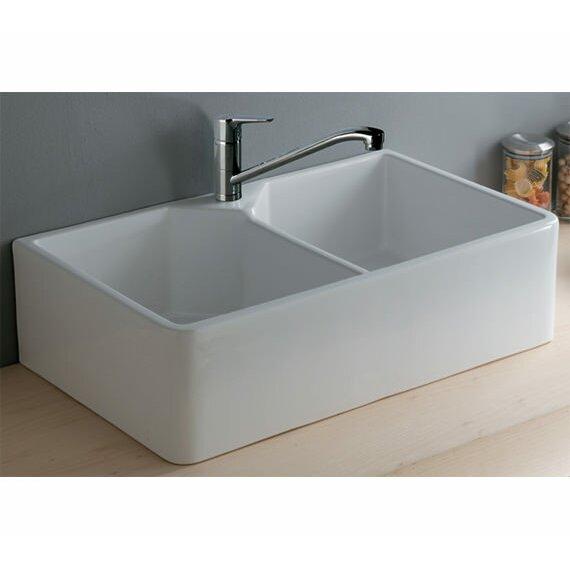 Rak ceramics 80cm x 50cm gourmet kitchen sink reviews for Rak kitchen set