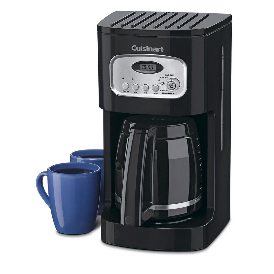 Black and decker coffee maker 12 cup programmable - Cuisinart 12 Cup Programmable Coffee Maker