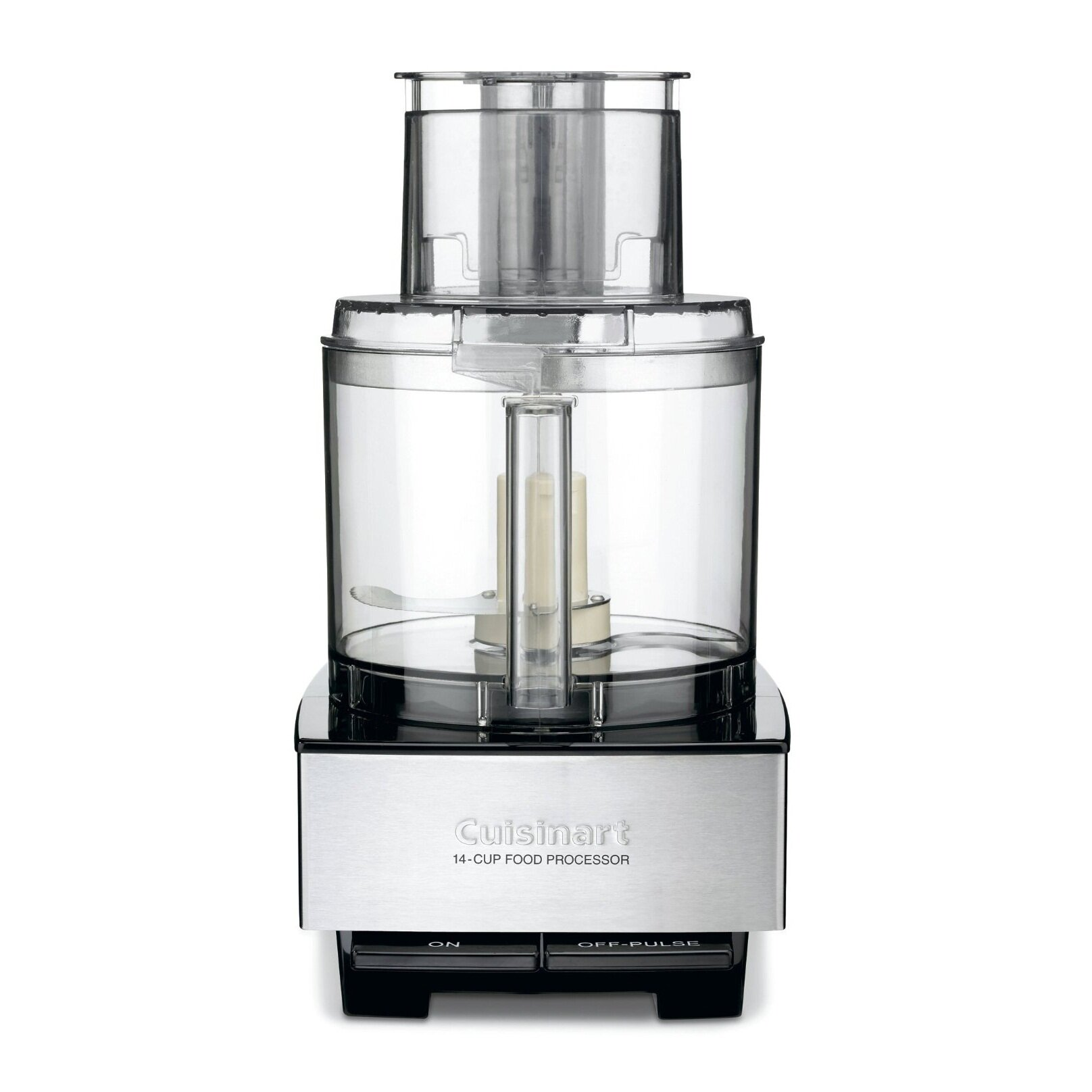 Cuisinart smartpower duet blender and food processor - 14 Cup Food Processor In Brushed Stainless Steel