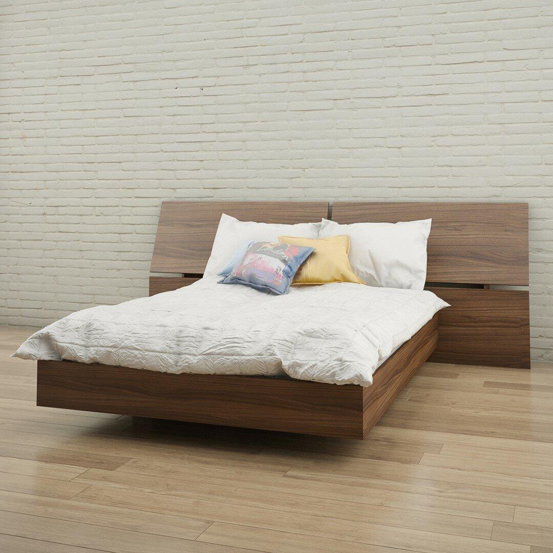 Platform Bedroom Mercury Row Aristocles Platform Bed Reviews Wayfair