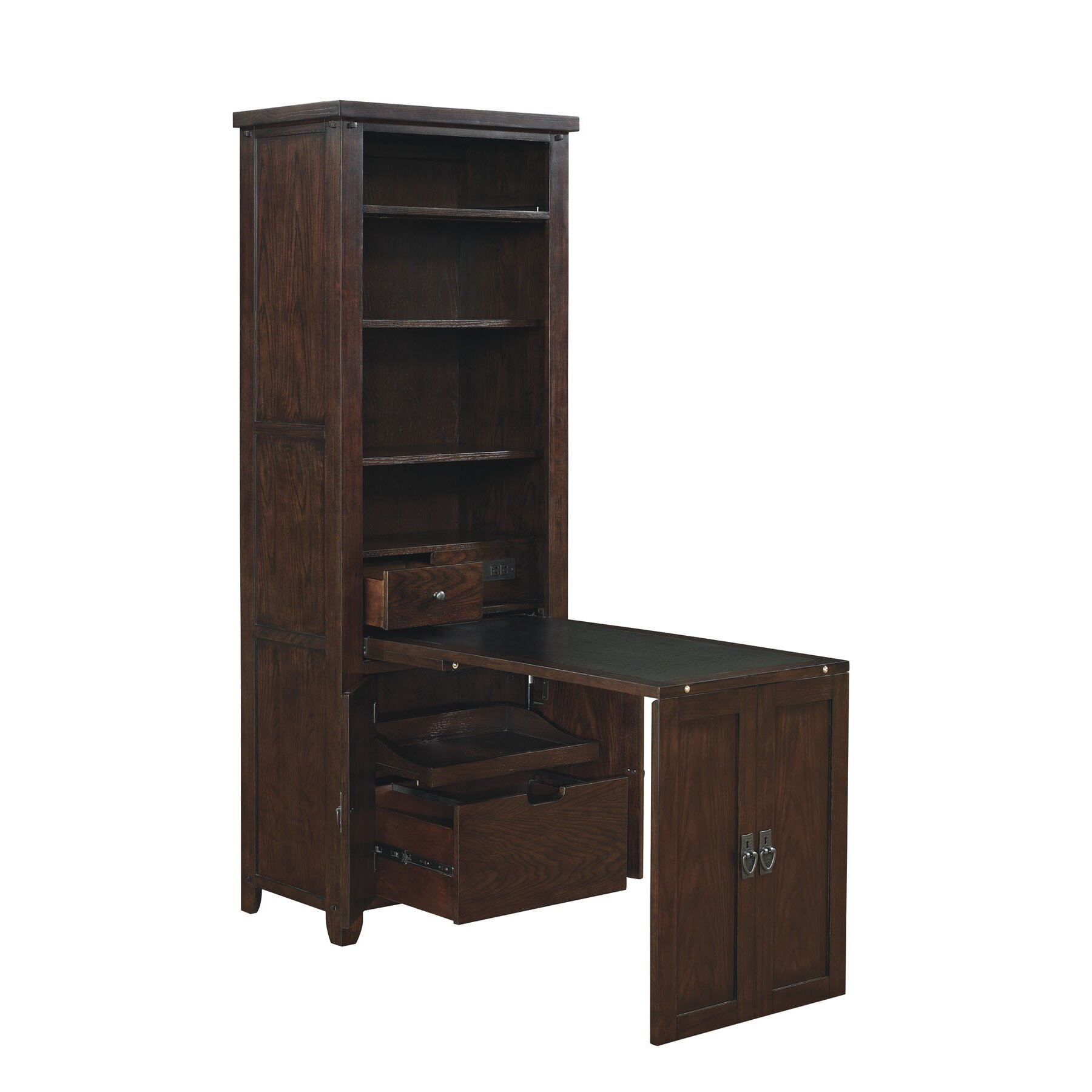 Bathroom sets for kids - Tresanti Murphy Armoire Desk Amp Reviews Wayfair