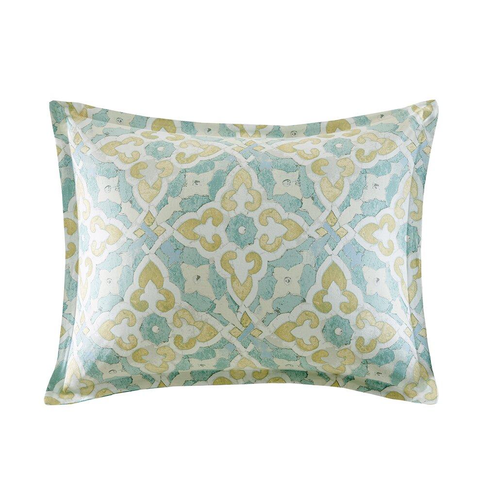 echo design Lagos Reversible Comforter Set & Reviews   Wayfair