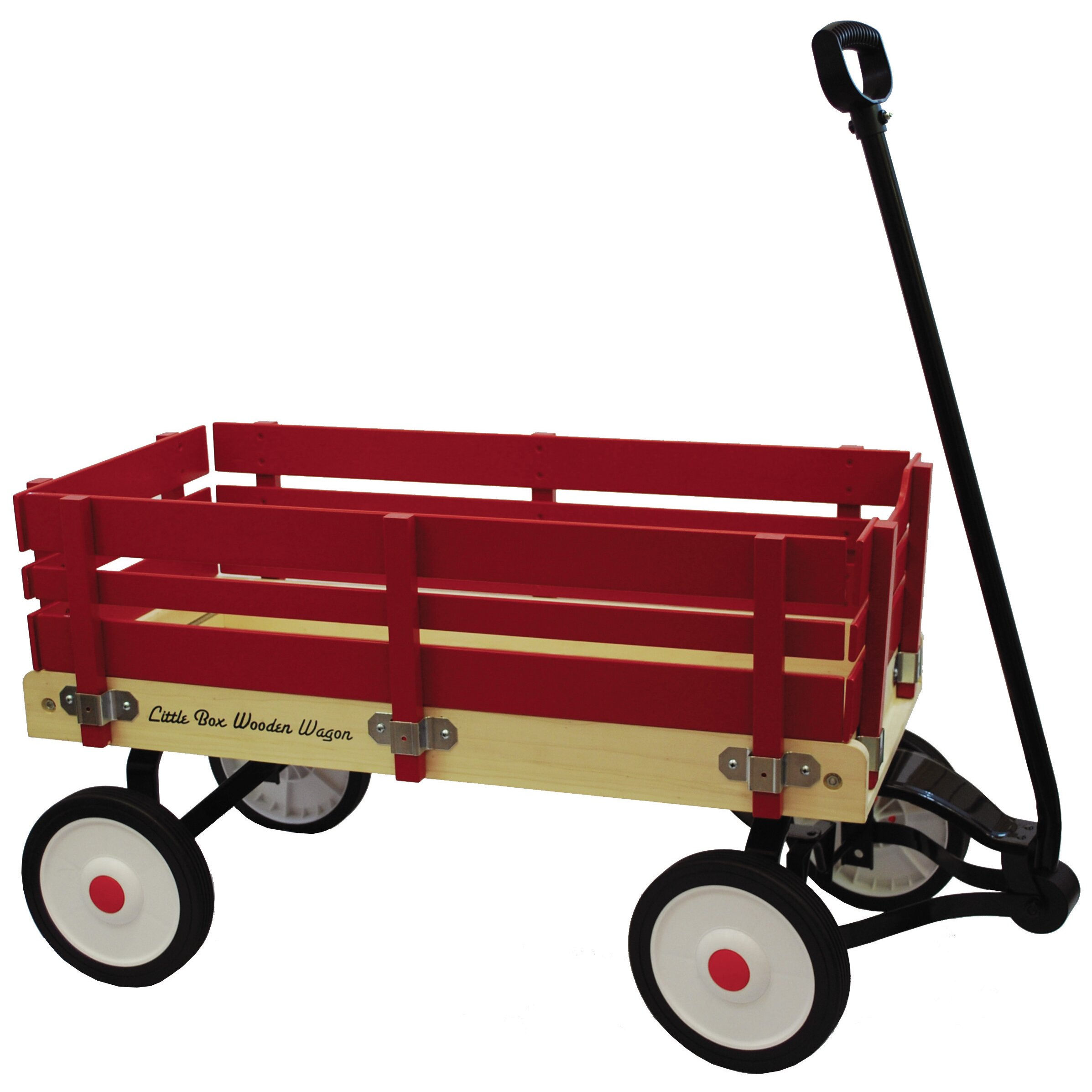 Grand Forward Little Box Wooden Wagon Ride On Amp Reviews