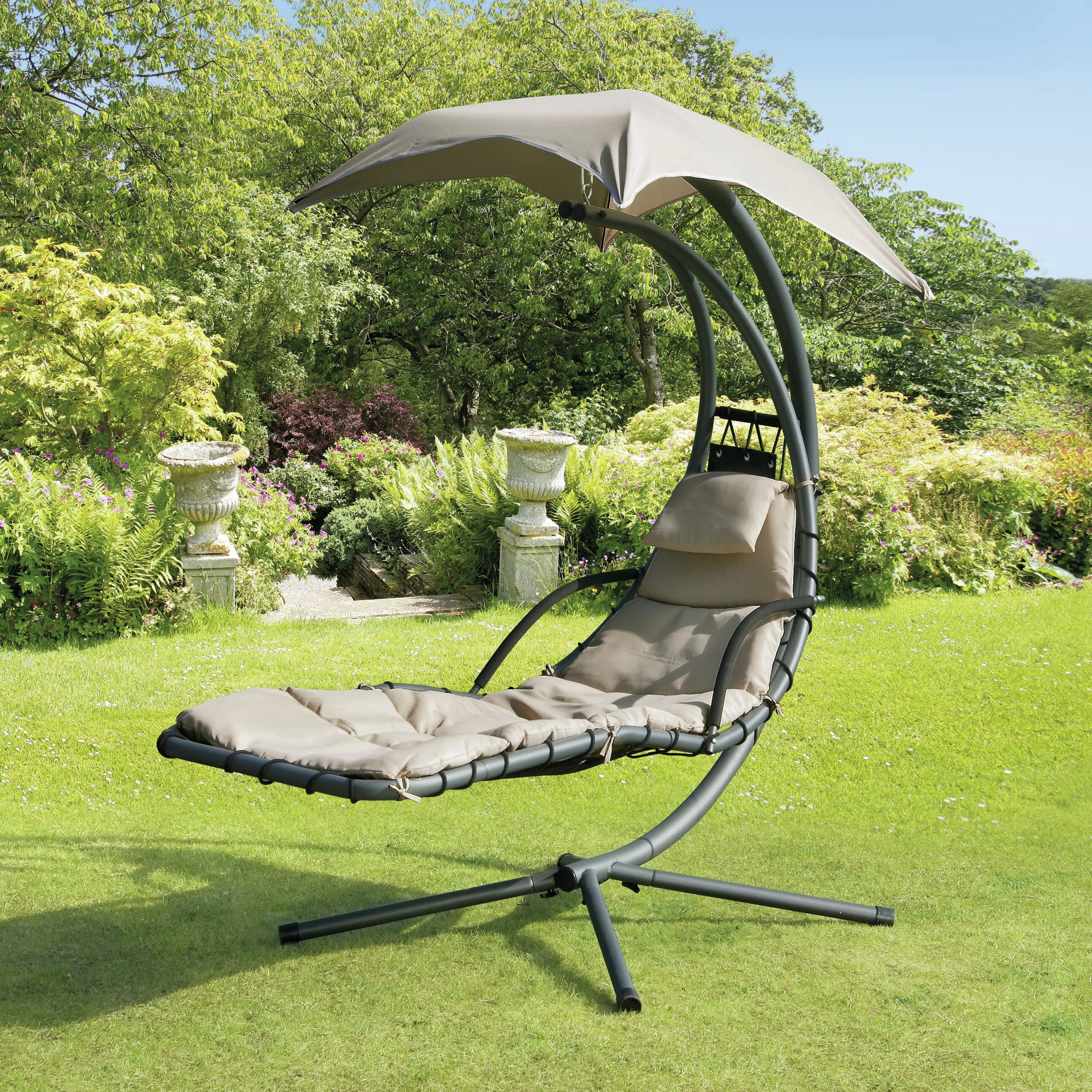 SunTime Outdoor Living Helicopter Swing Chair & Reviews ... on Suntime Outdoor Living id=52418
