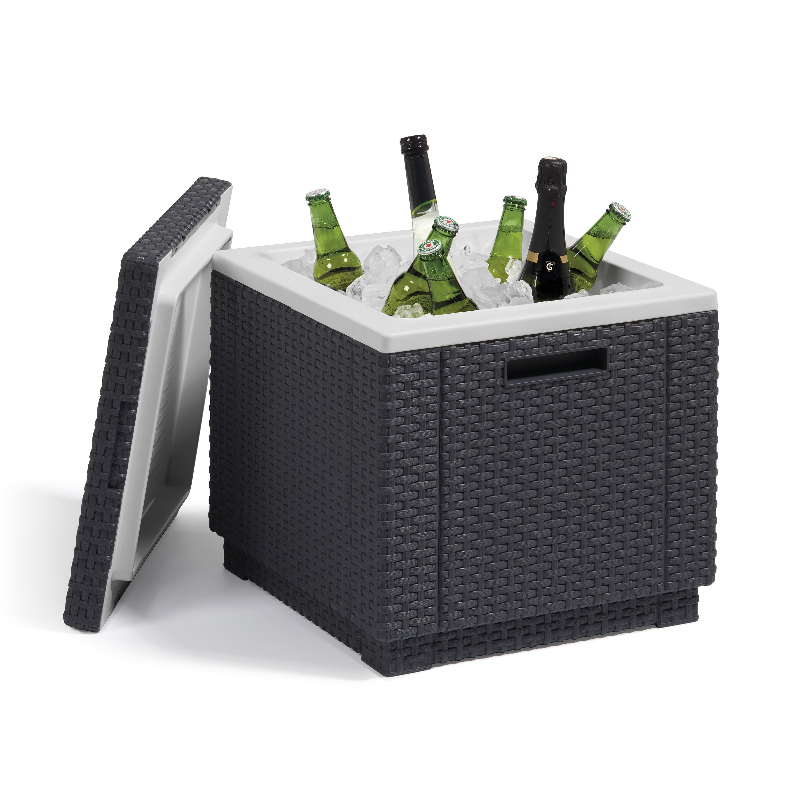 SunTime Outdoor Living Ice Cube Cooler & Reviews | Wayfair on Suntime Outdoor Living id=34575
