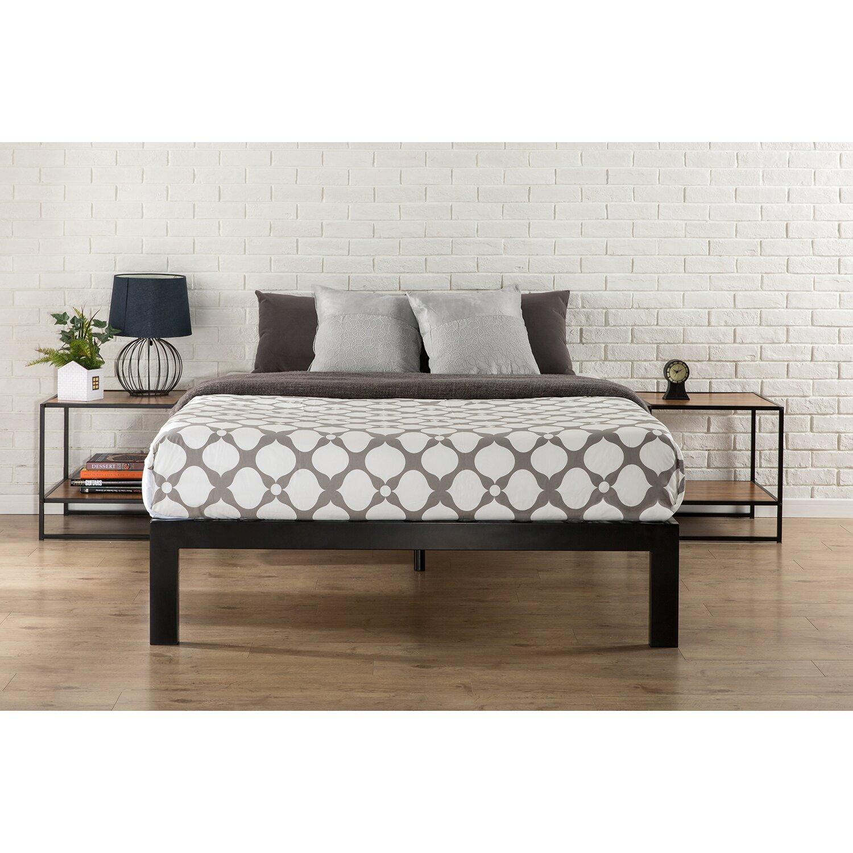 Zinus Quick Snap 14 quot Platform Bed Zinus Quick Snap 14 Platform Bed  Reviews Wayfair. Zinus Poster Twin Beds   creatopliste com