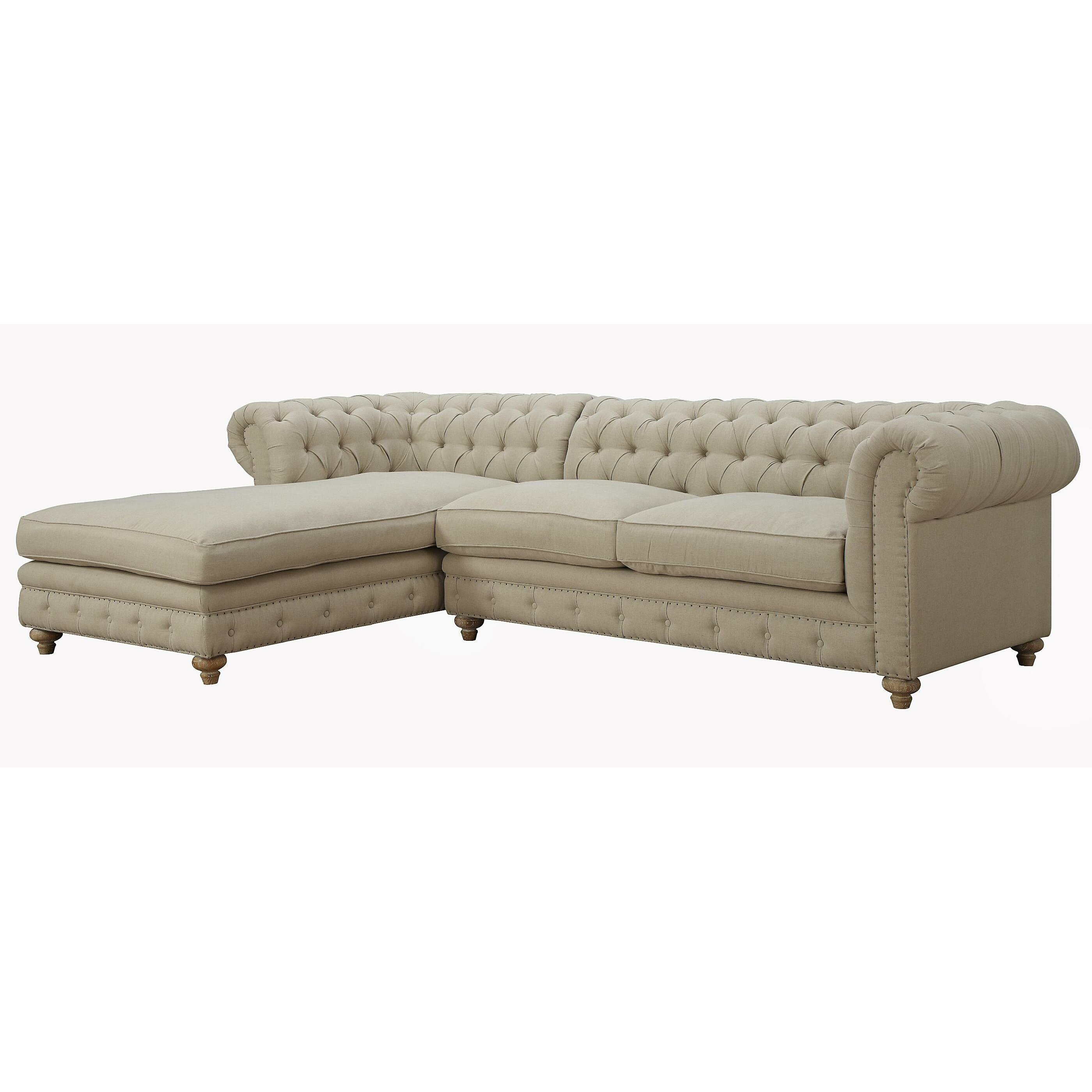 Avery 111 Sectional Reviews Joss Main Joss And Main Sectional Sofa