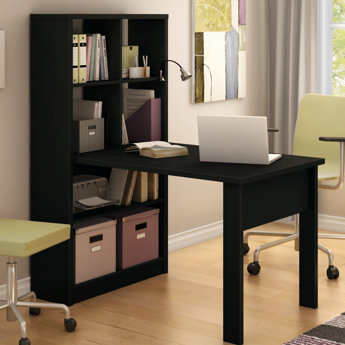 South Shore Annexe Craft Storage Unit Combo Computer Desk