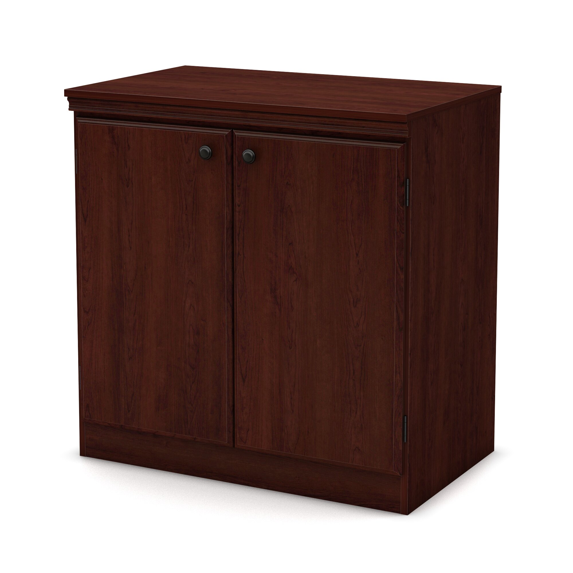 South shore morgan 2 door storage cabinet reviews wayfair for 1 door storage cabinet