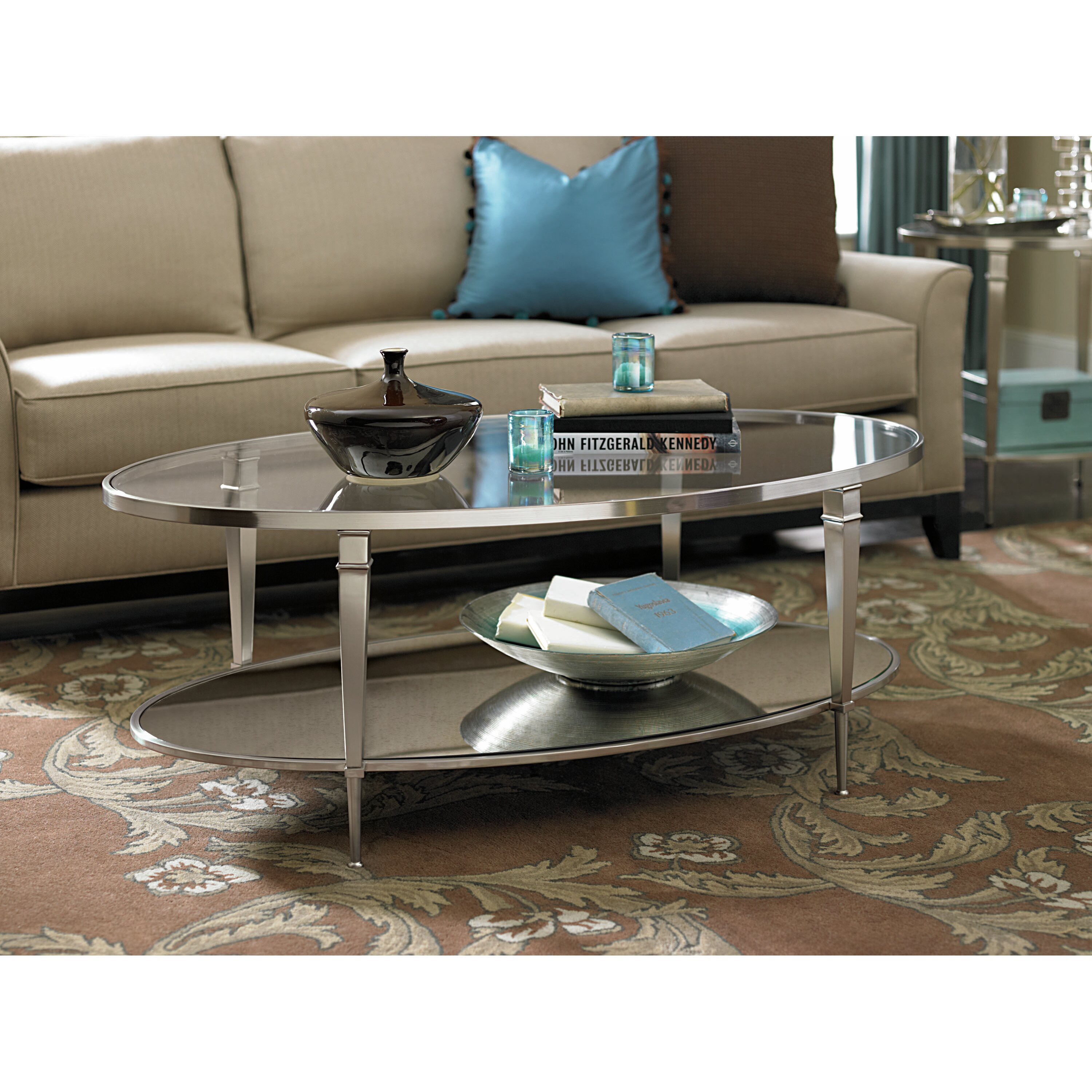 hammary mallory coffee table reviews wayfair. Black Bedroom Furniture Sets. Home Design Ideas