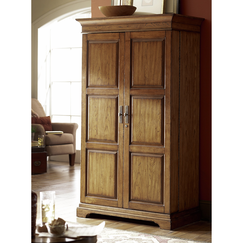 Secret Liquor Cabinet Hammary Hidden Treasures Bar Cabinet With Wine Storage Reviews