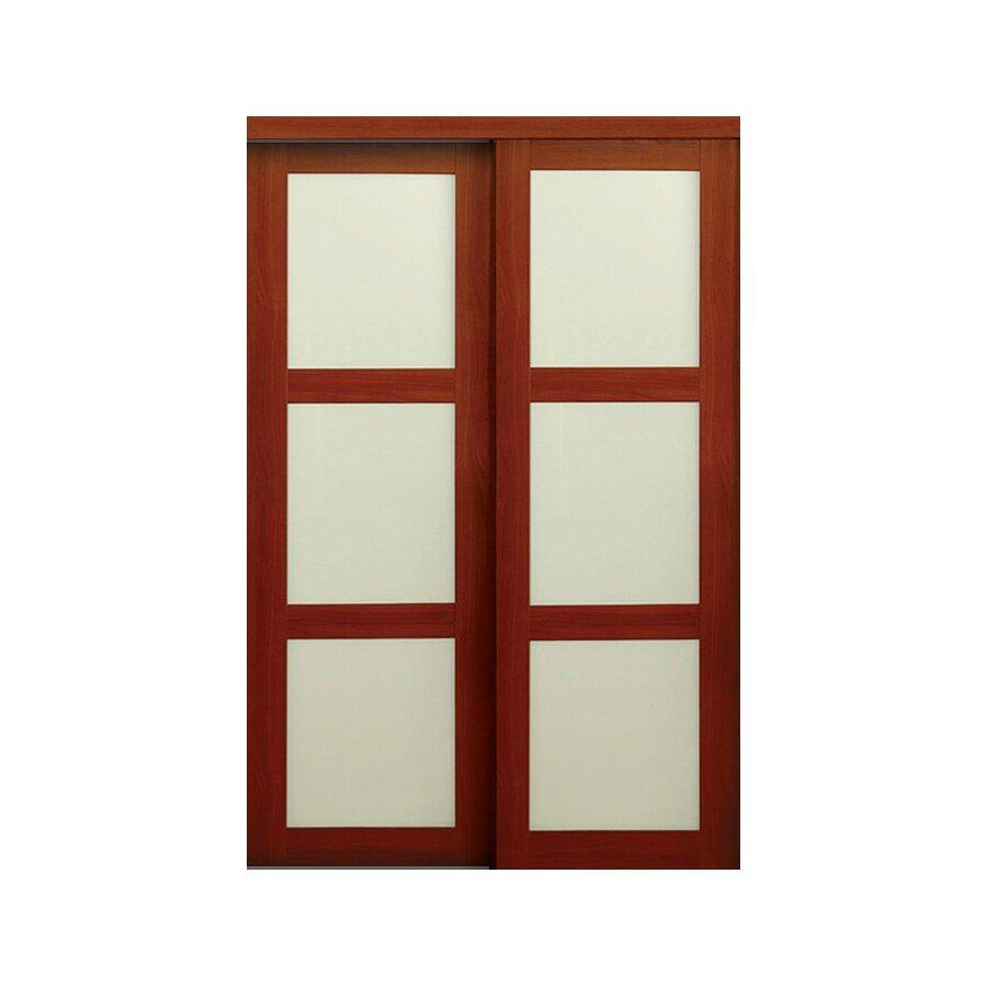 erias home designs baldarassario mdf 2 panel painted sliding interior