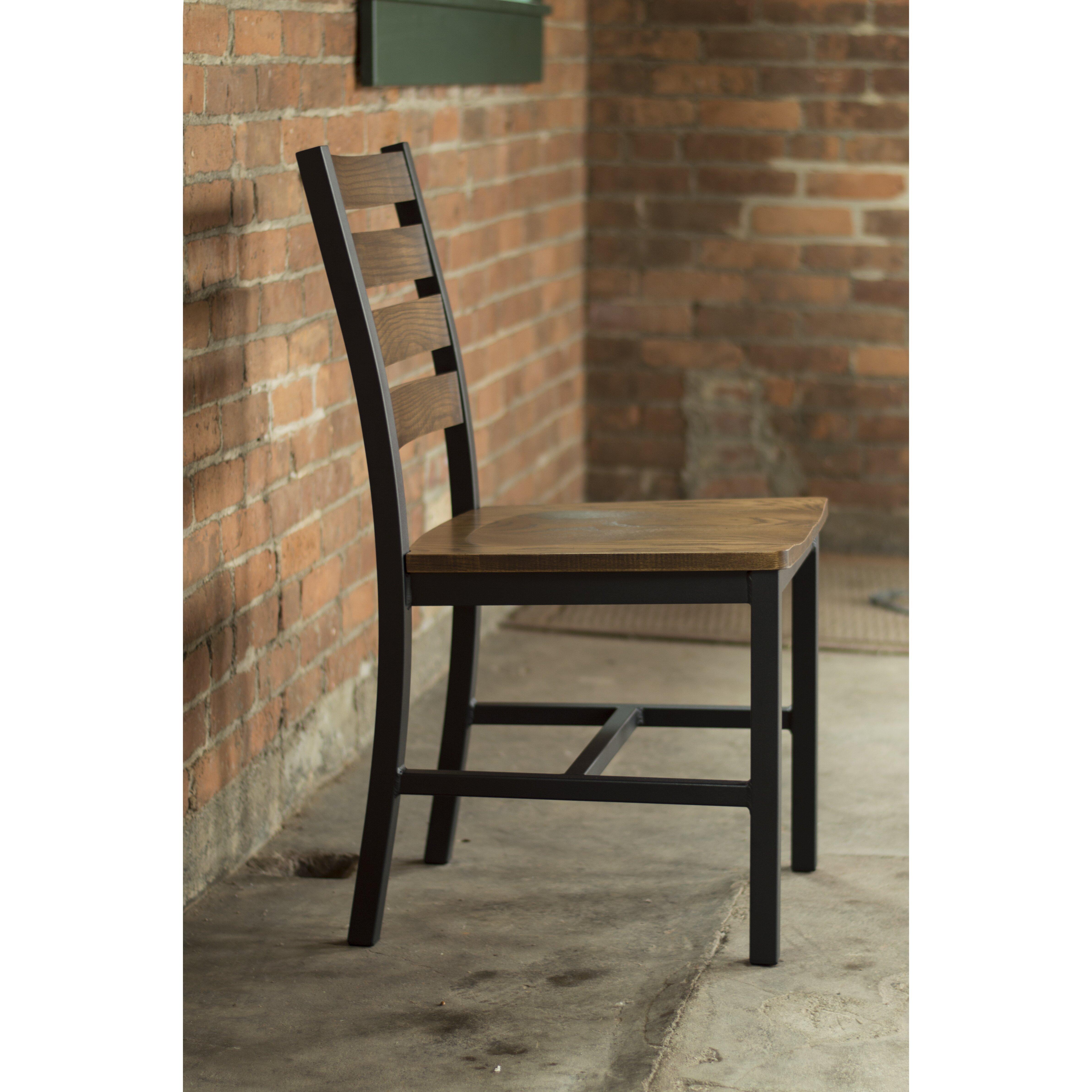elan furniture loft side chair  reviews  wayfair - elan furniture loft side chair
