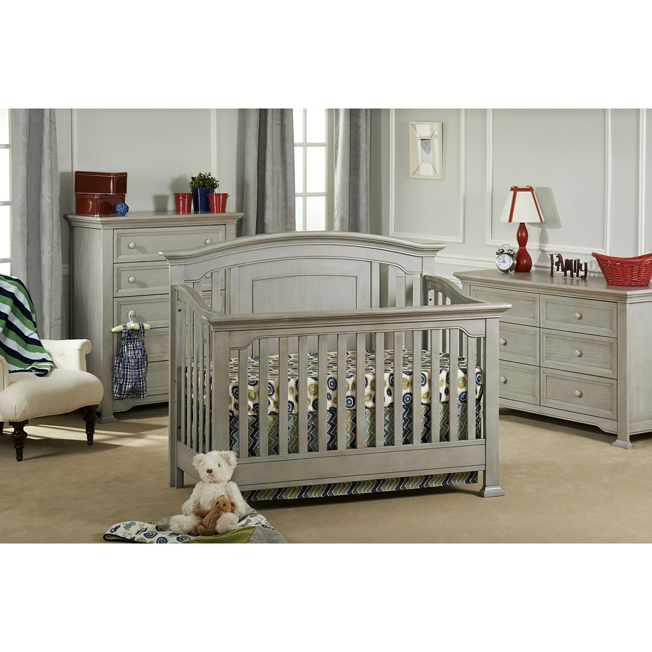Crib for sale louisville ky - Baby Cribs With Drawers Munir Eacute Medford Lifetime 4 In 1 Convertible Crib