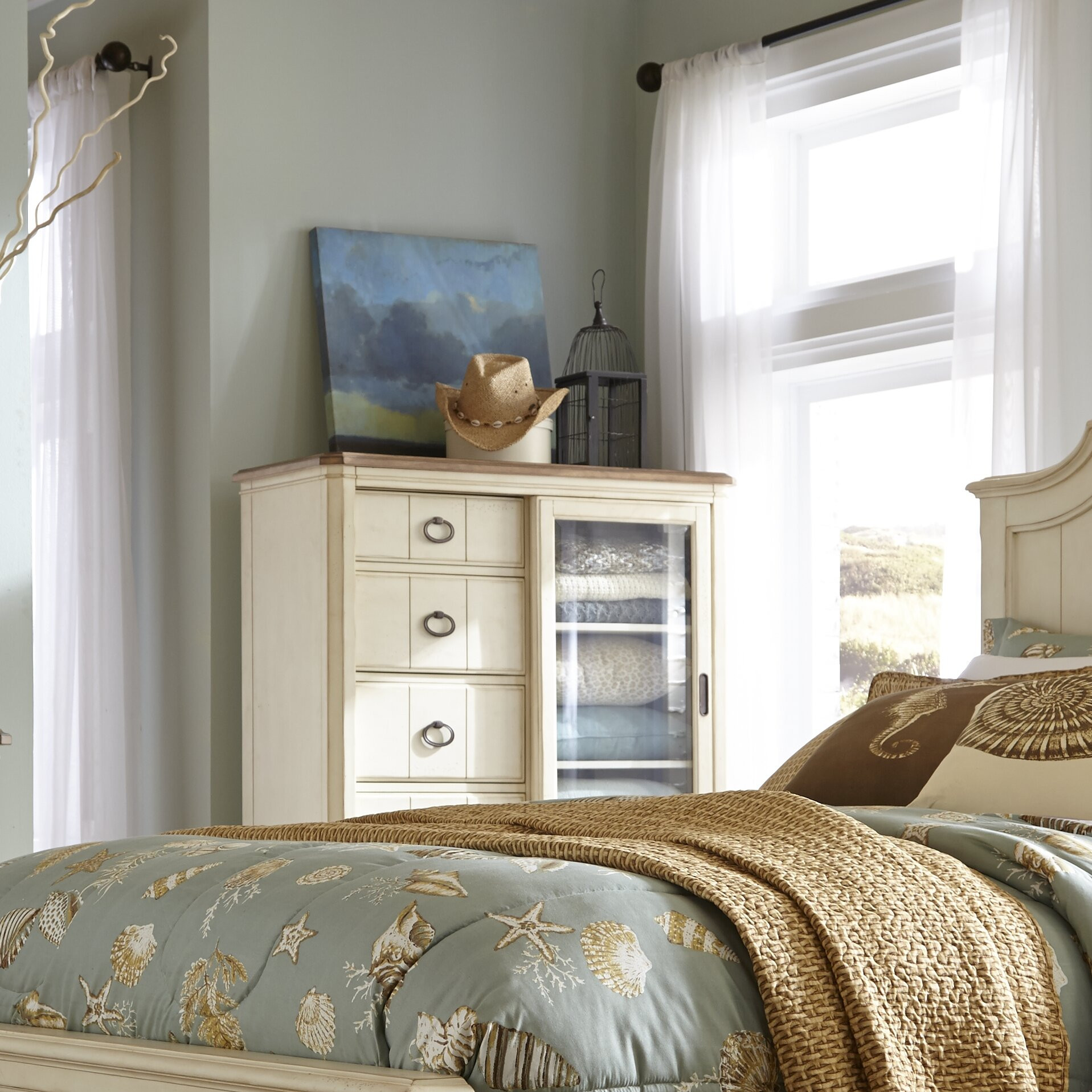 Panama Jack Bedroom Furniture Panama Jack Millbrook Sliding Glass Door 5 Drawer Gentlemans