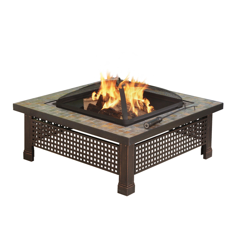 Pleasant Hearth Bradford Steel Wood Burning Fire Pit Table  : Pleasant Hearth Bradford Steel Wood Burning Fire Pit Table from www.wayfair.ca size 3000 x 3000 jpeg 634kB