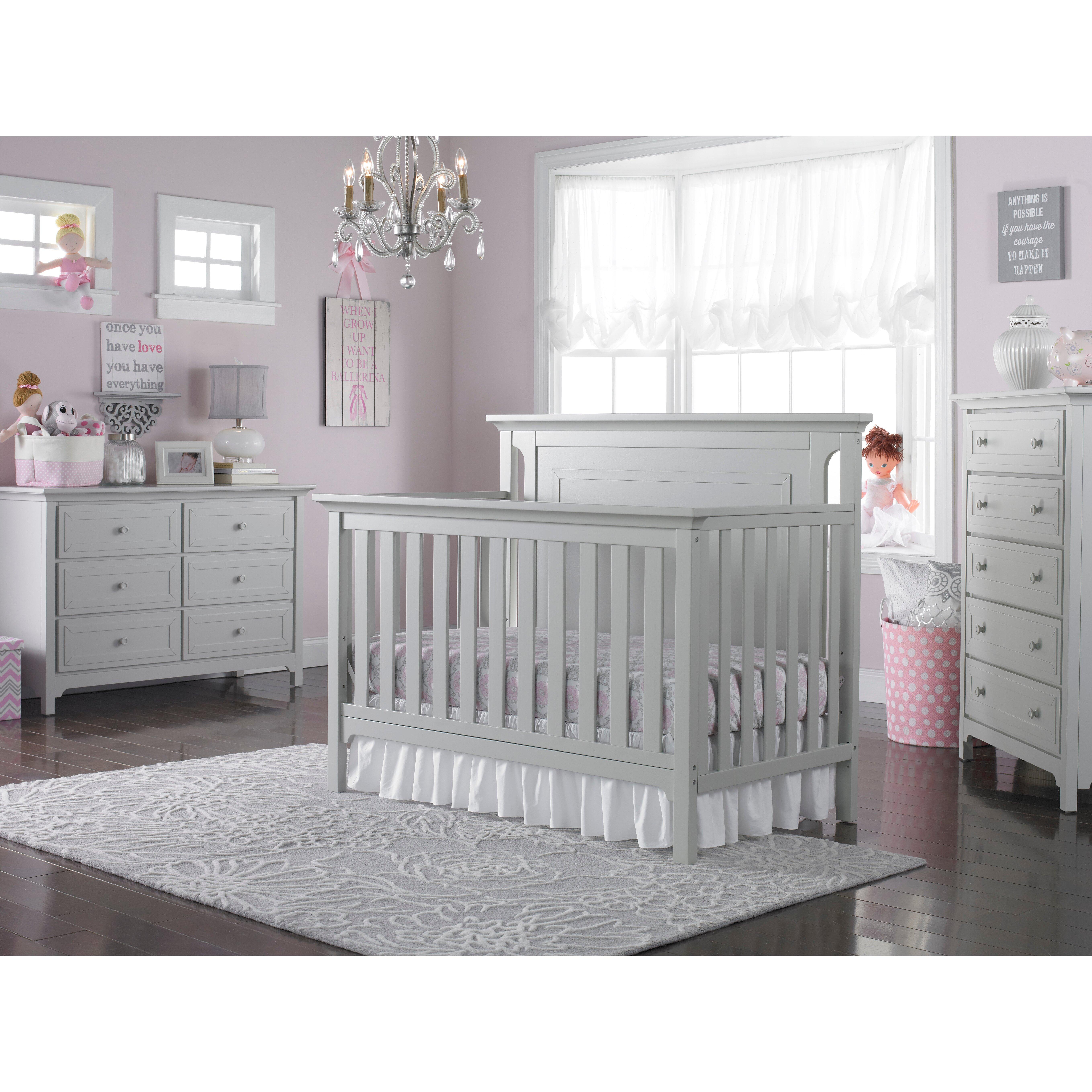 Crib thanksgiving sale - Grey Crib For Sale Ti Amo Carino 4 In 1 Convertible Crib