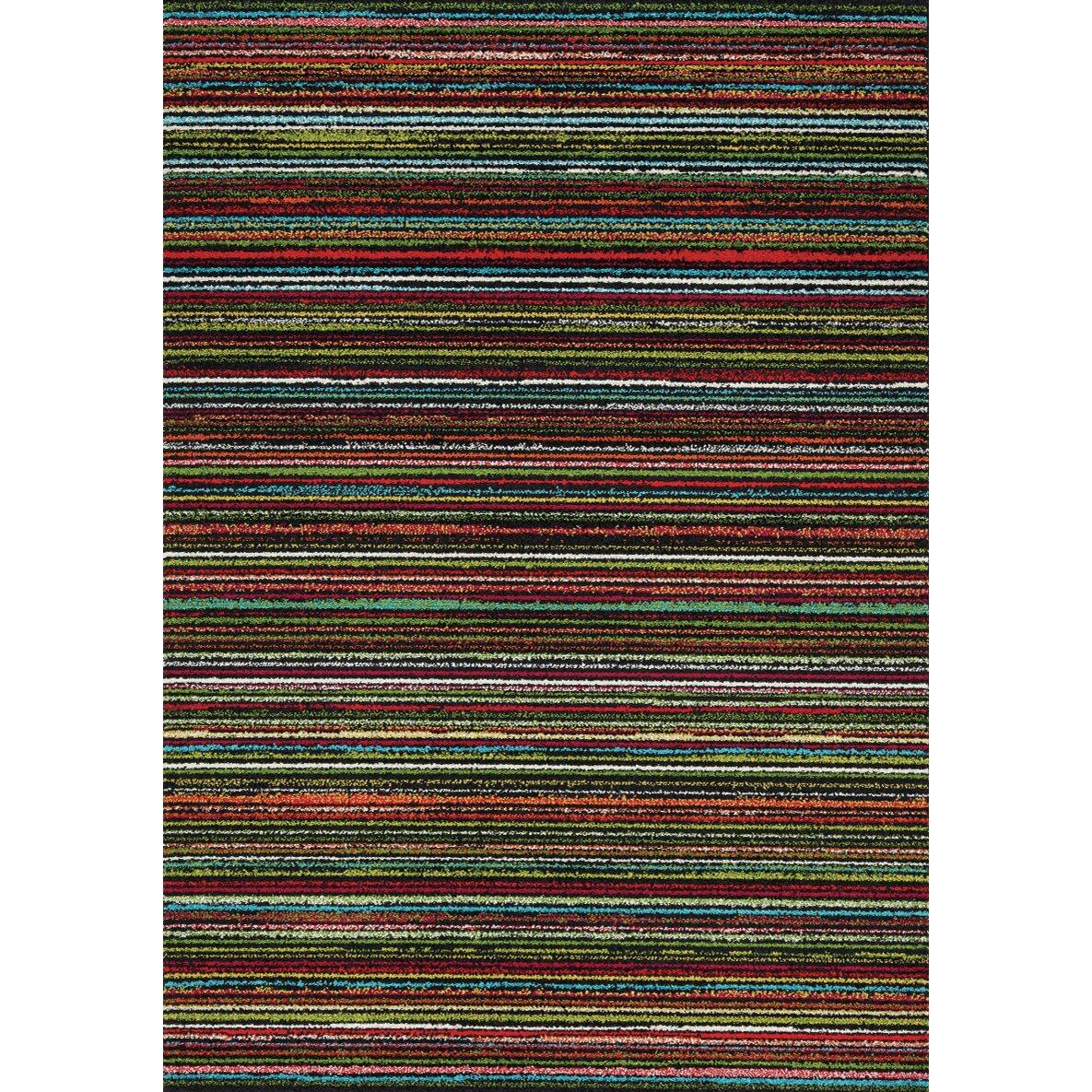 Kalora Spring Stripes Area Rug Wayfair
