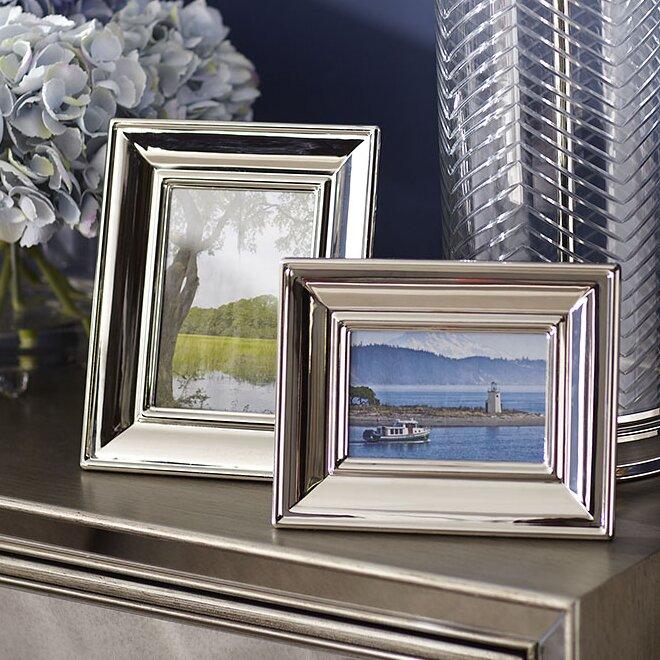 Birch lane hamilton silver frame reviews