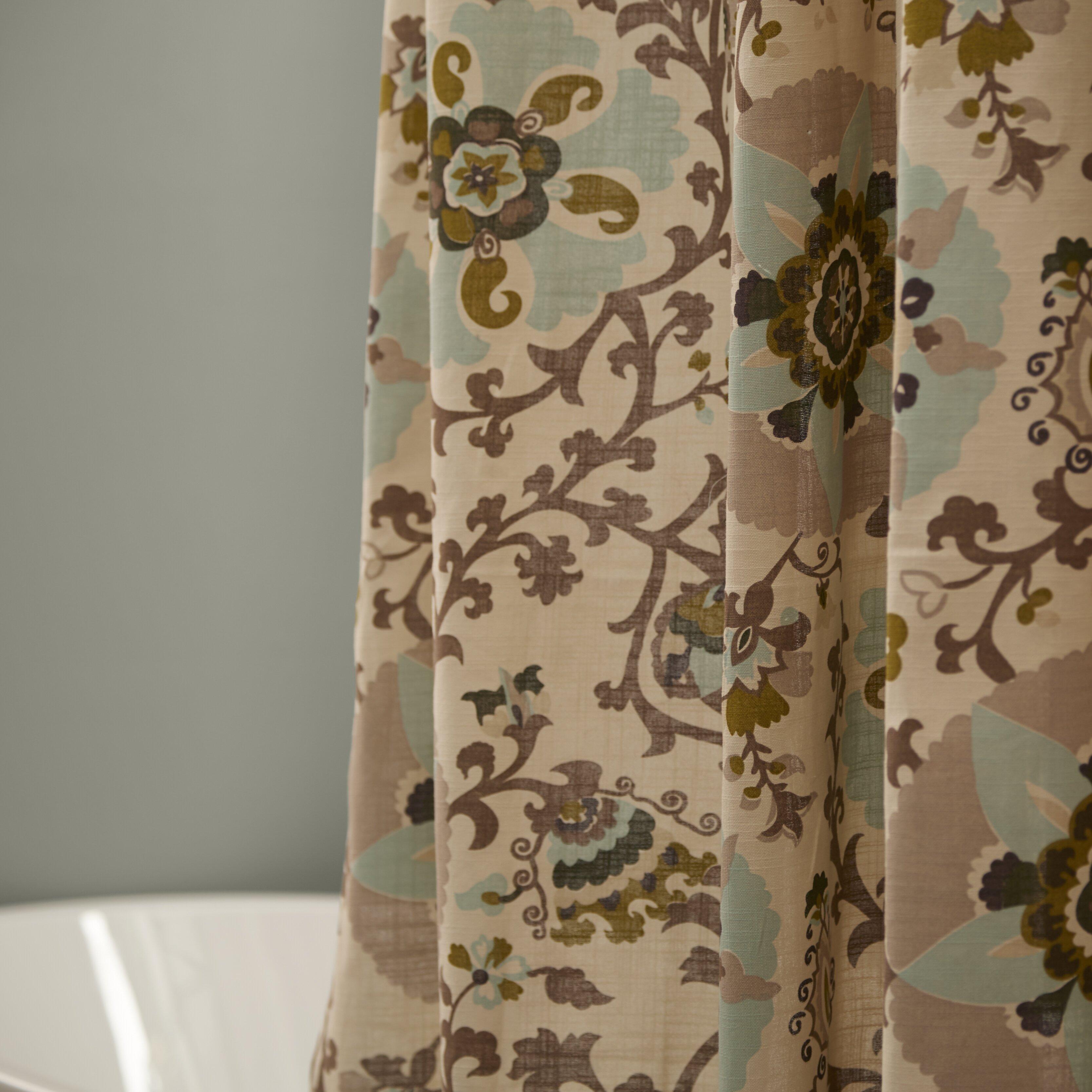 Birch Lane Cady Shower Curtain  Reviews Birch Lane - Shower curtain