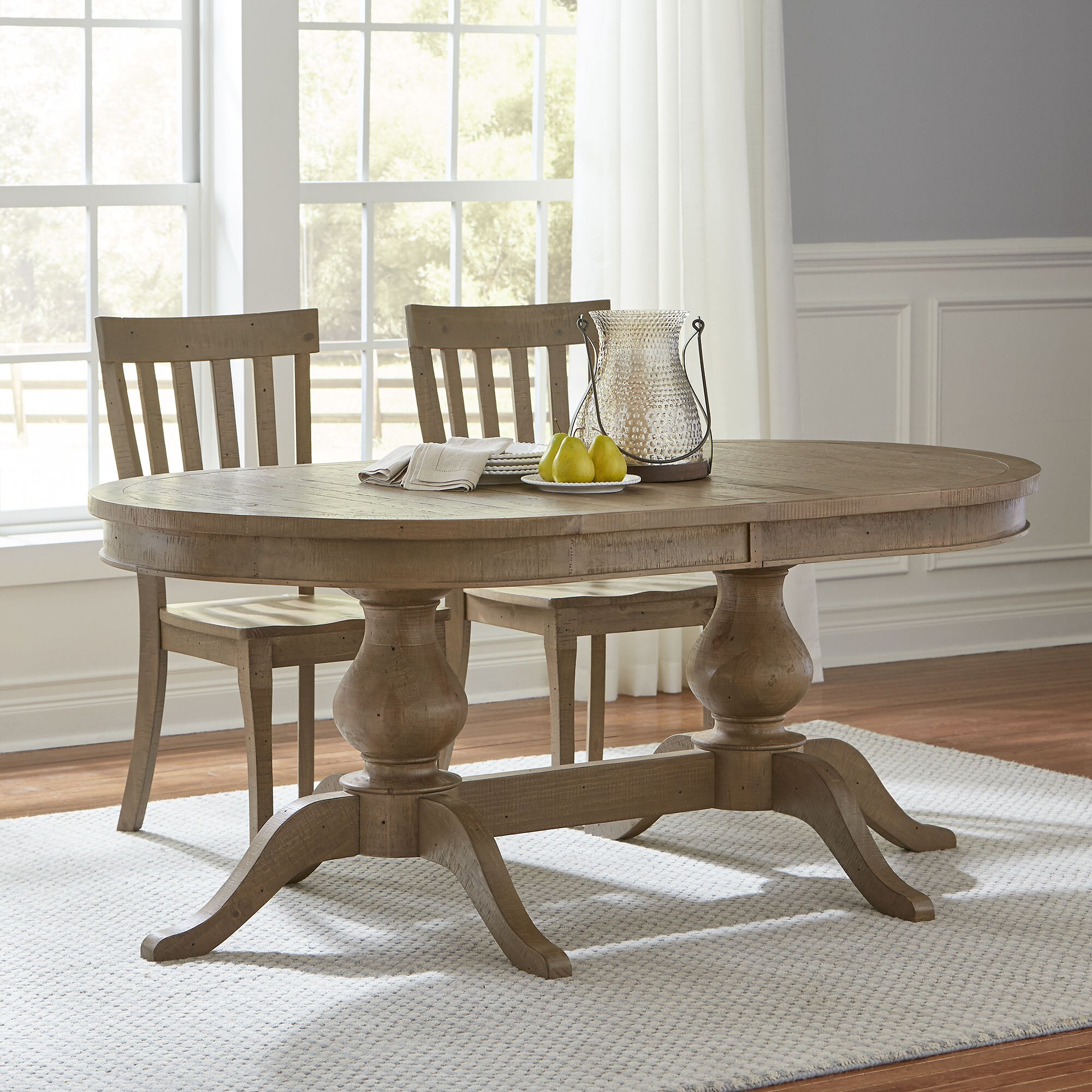 oval kitchen dining tables c a~ oval kitchen table Seneca Extendable Dining Table