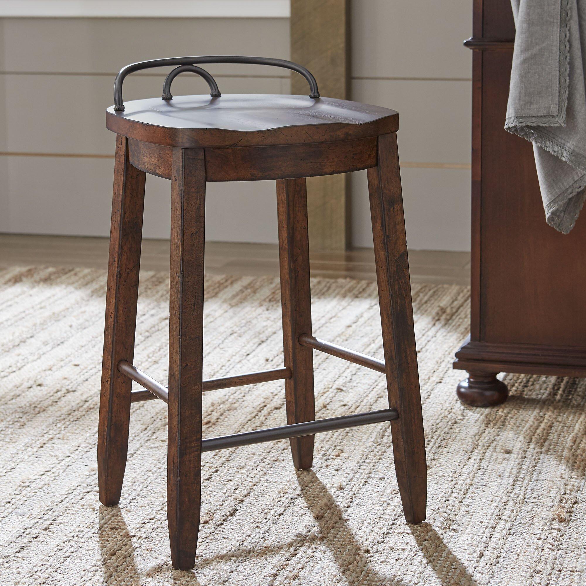 stress colored stool : Birch Lane Trade Piedmont Counter Height Stool