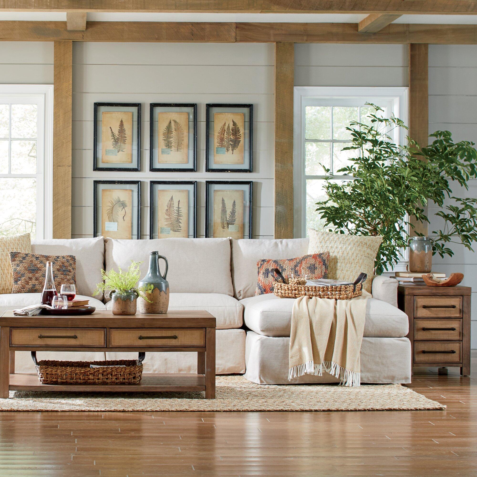 Jute Rug Living Room