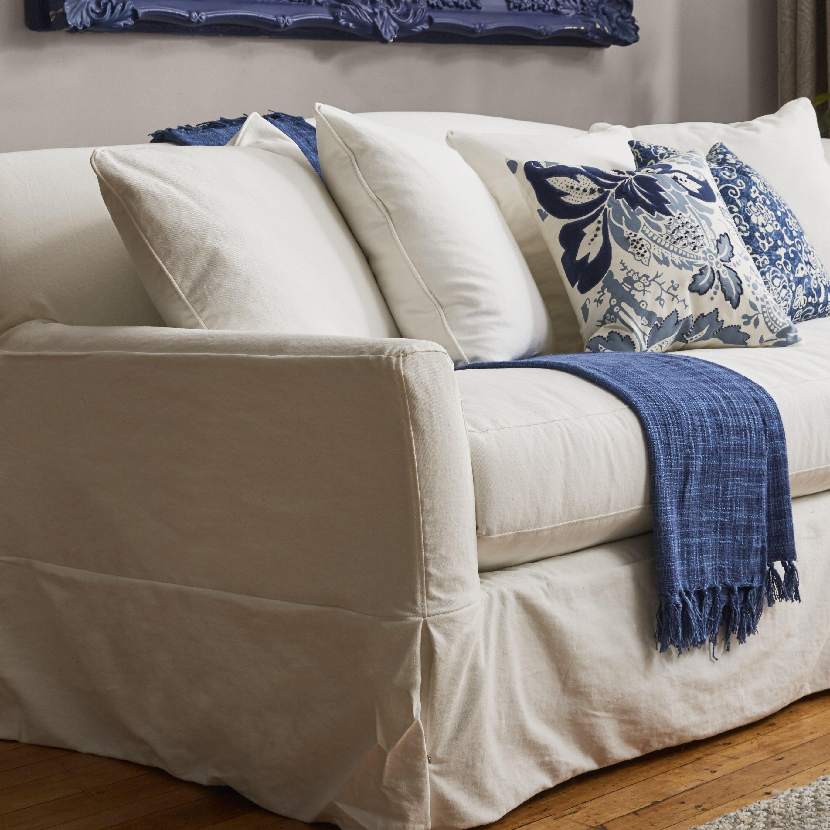 birch lane trade fairchild slipcovered sofa