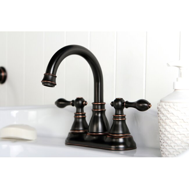 California Faucet Oil Rubbed Bronze Kitchen Sink Drain Set