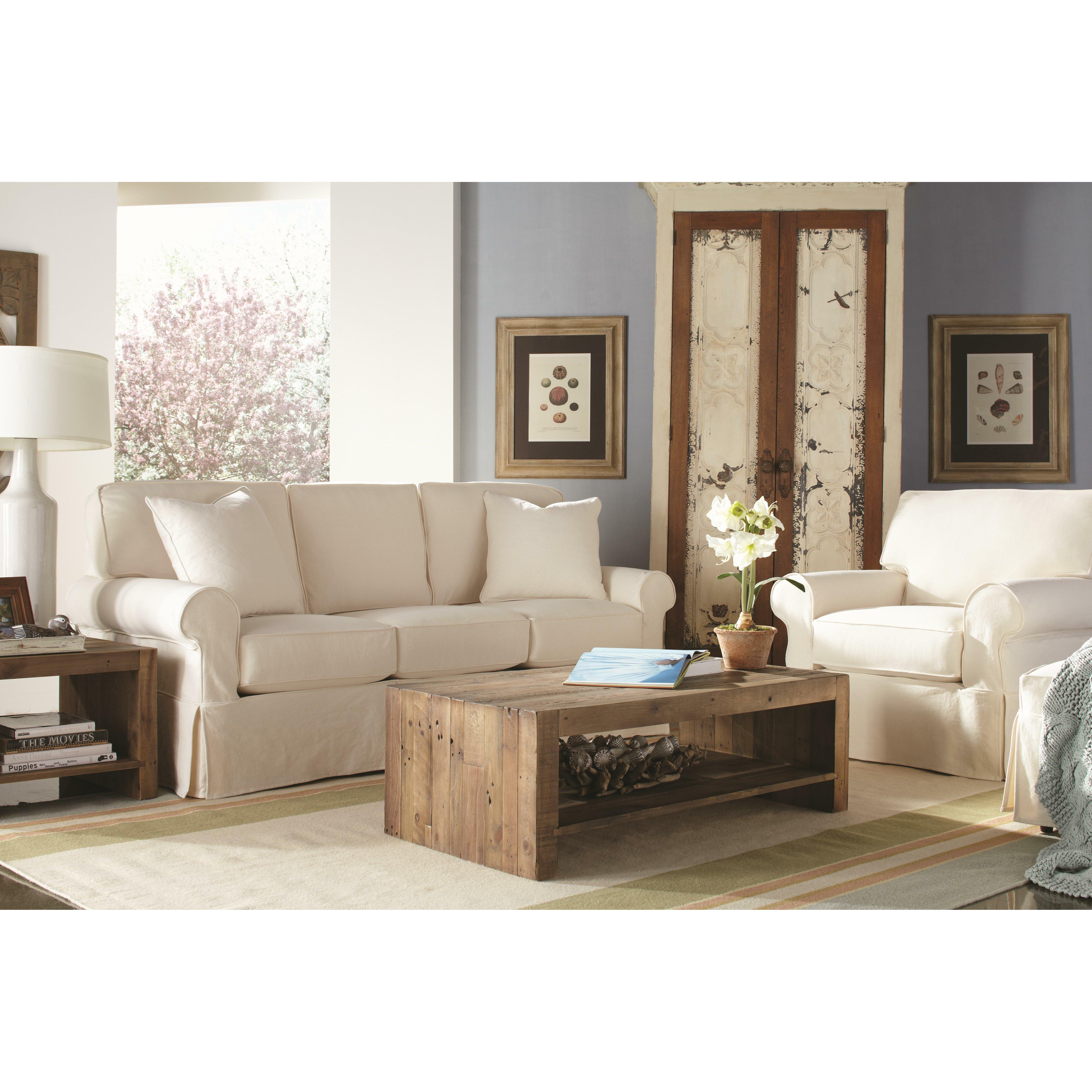 Wayfair Living Room Furniture Rowe Furniture Nantucket Living Room Collection Reviews Wayfair
