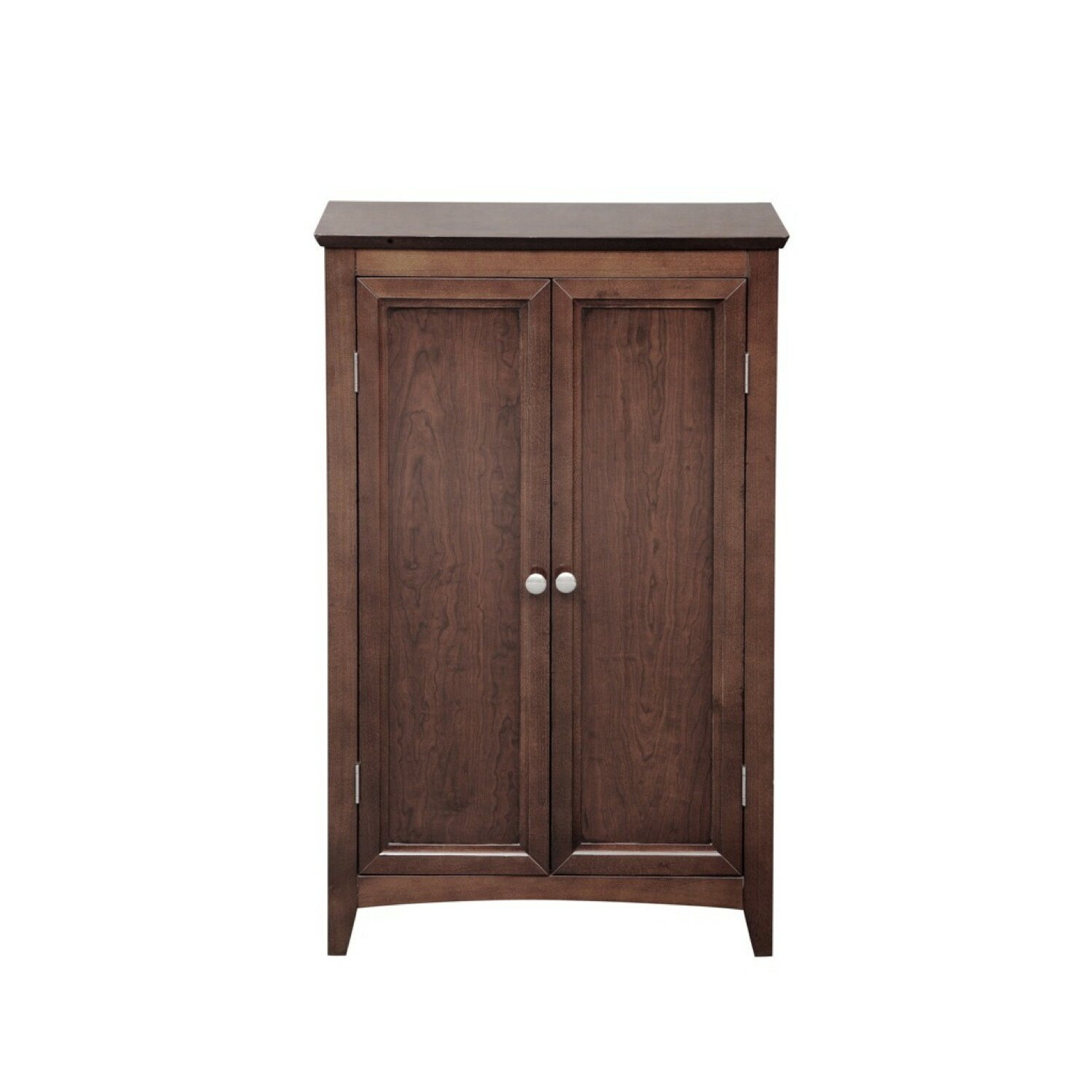 Jeco inc 2 door storage cabinet reviews wayfair for 1 door storage cabinet