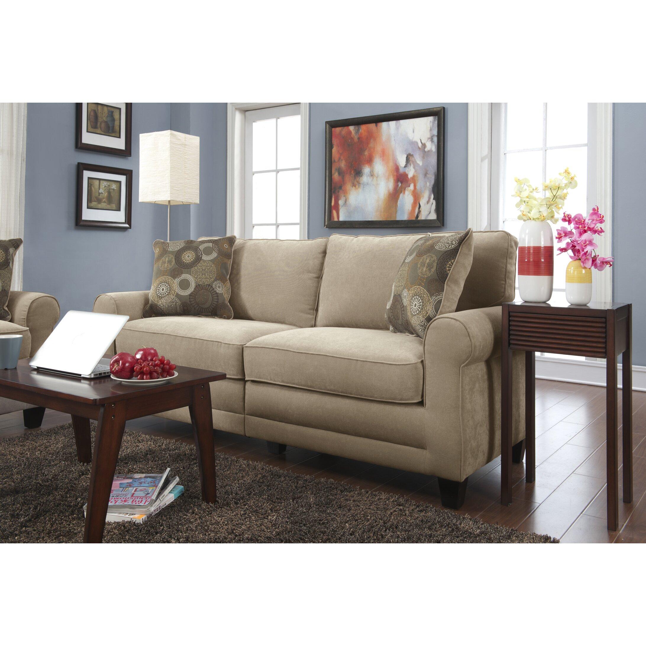 Serta at home copenhagen sofa