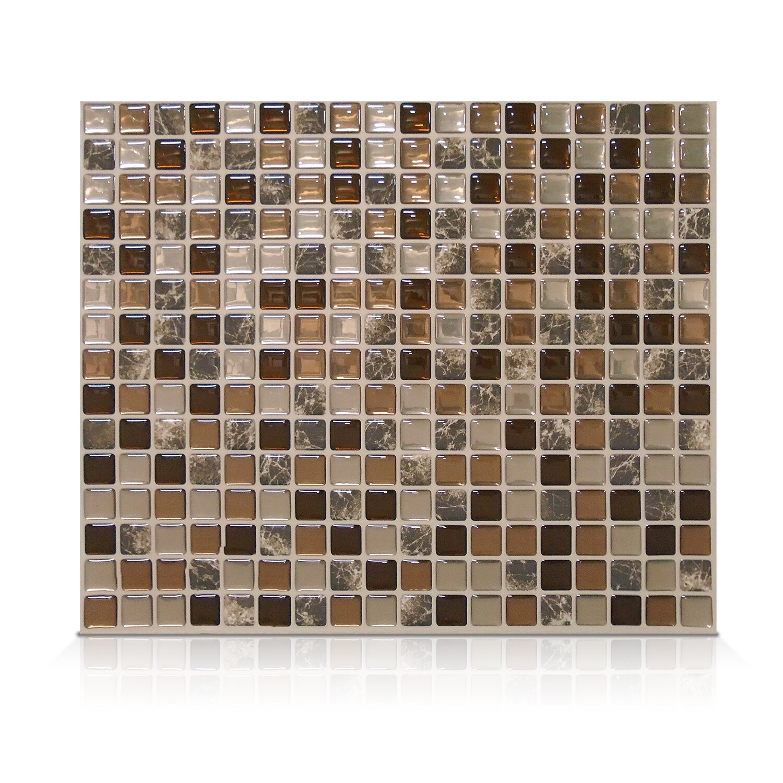 Peel And Stick Kitchen Tile Smart Tiles Mosaik Minimo Roca 1155 X 964 Peel Stick Wall