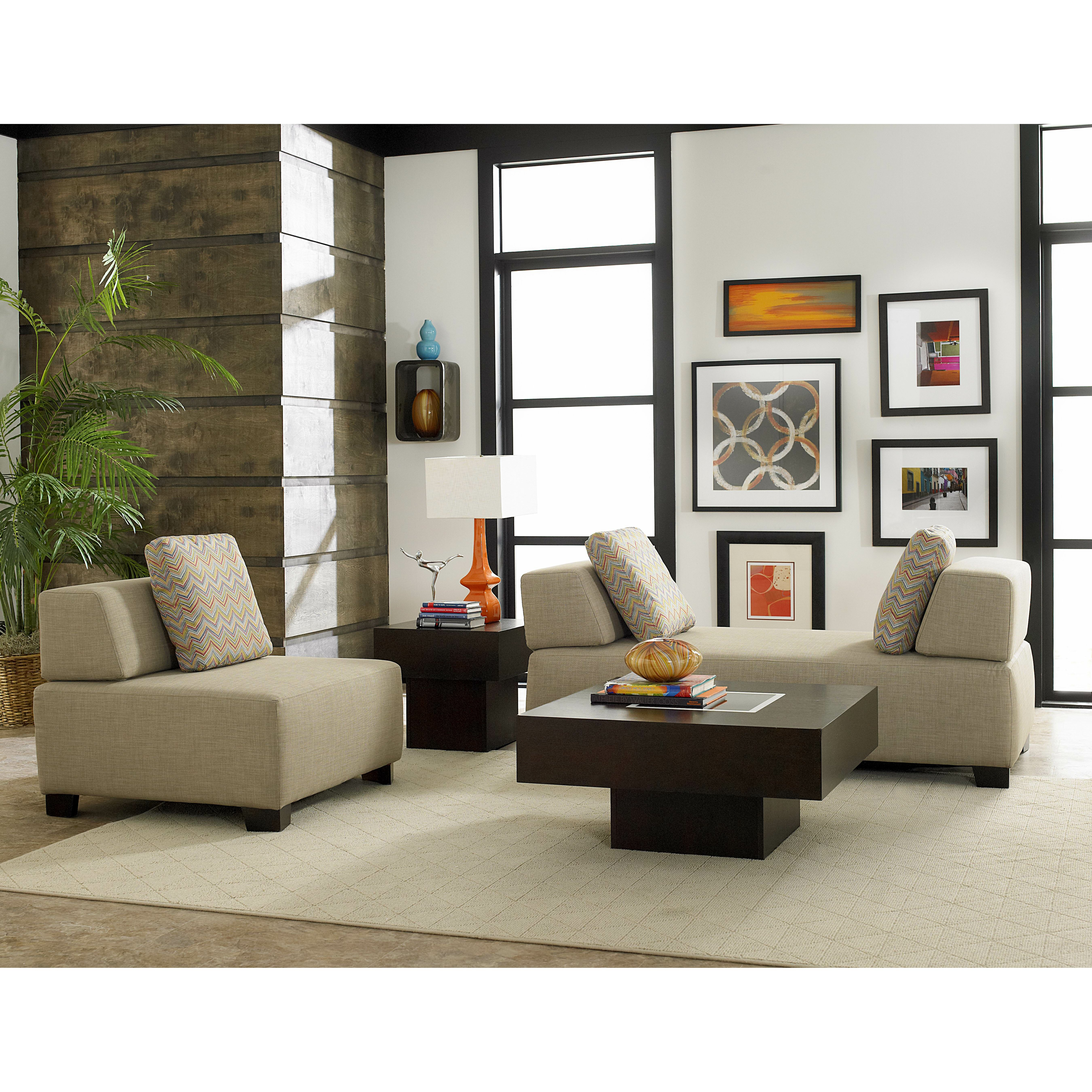 Woodhaven Living Room Furniture Woodhaven Hill Darby Sofa Wayfair