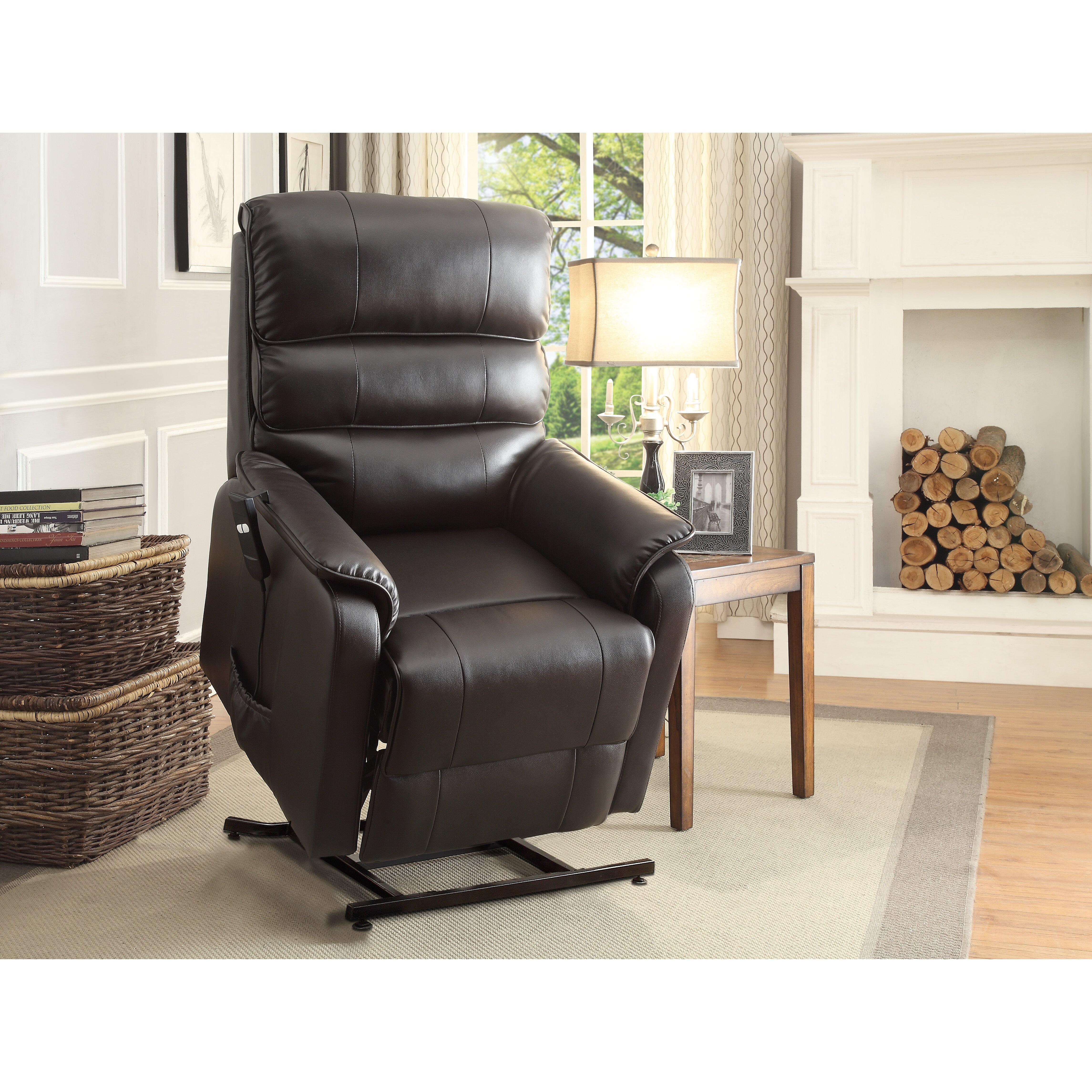 Woodhaven Living Room Furniture Woodhaven Hill Kellen Power Lift Recliner Reviews Wayfair