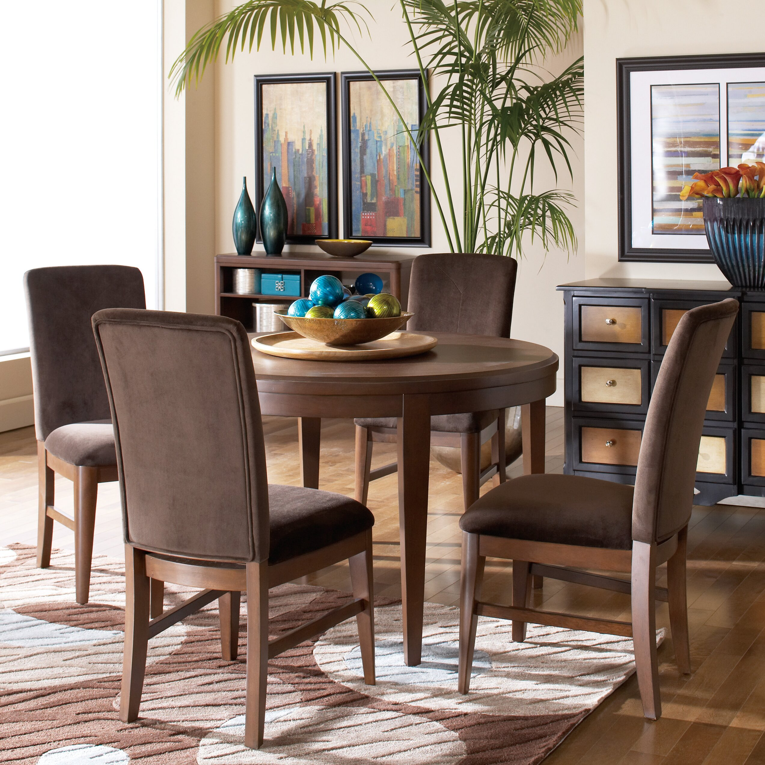 Woodhaven Living Room Furniture Woodhaven Hill Beaumont Dining Table Wayfair