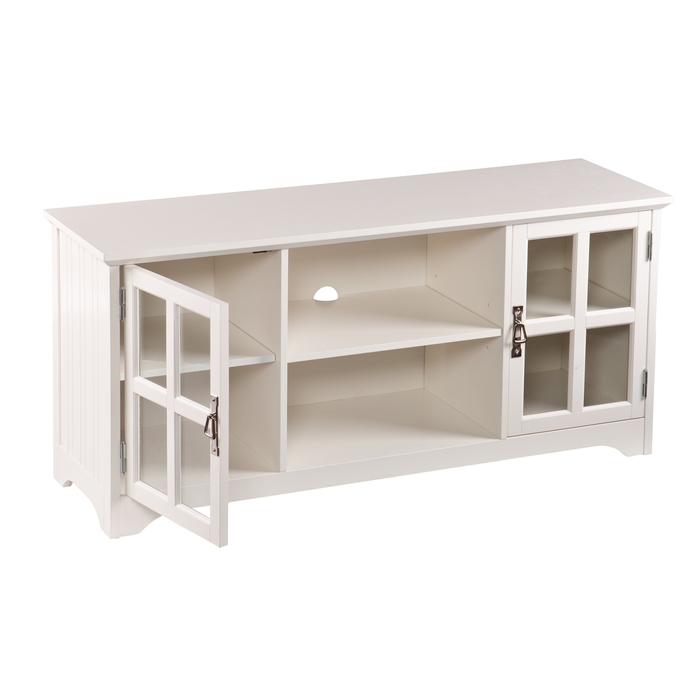 Woodhaven Hill Slayton TV Stand & Reviews