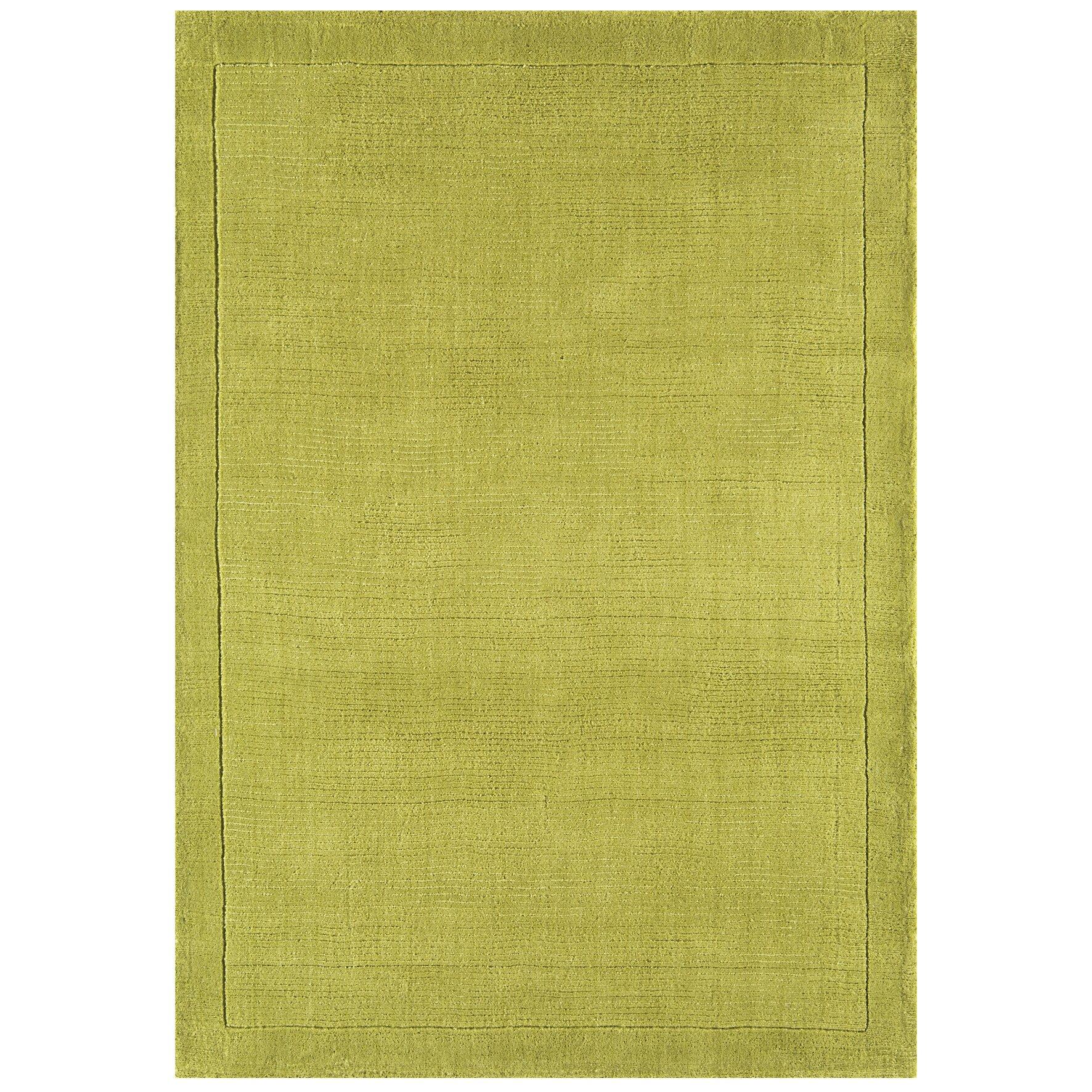 Asiatic Carpets Ltd Handgewebter Teppich York in Grün
