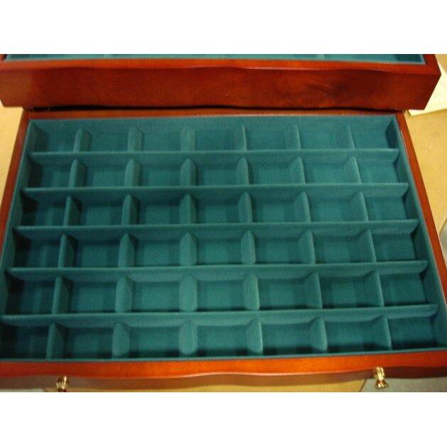Reed barton athena jewelry box reviews wayfair for Reed barton athena jewelry box